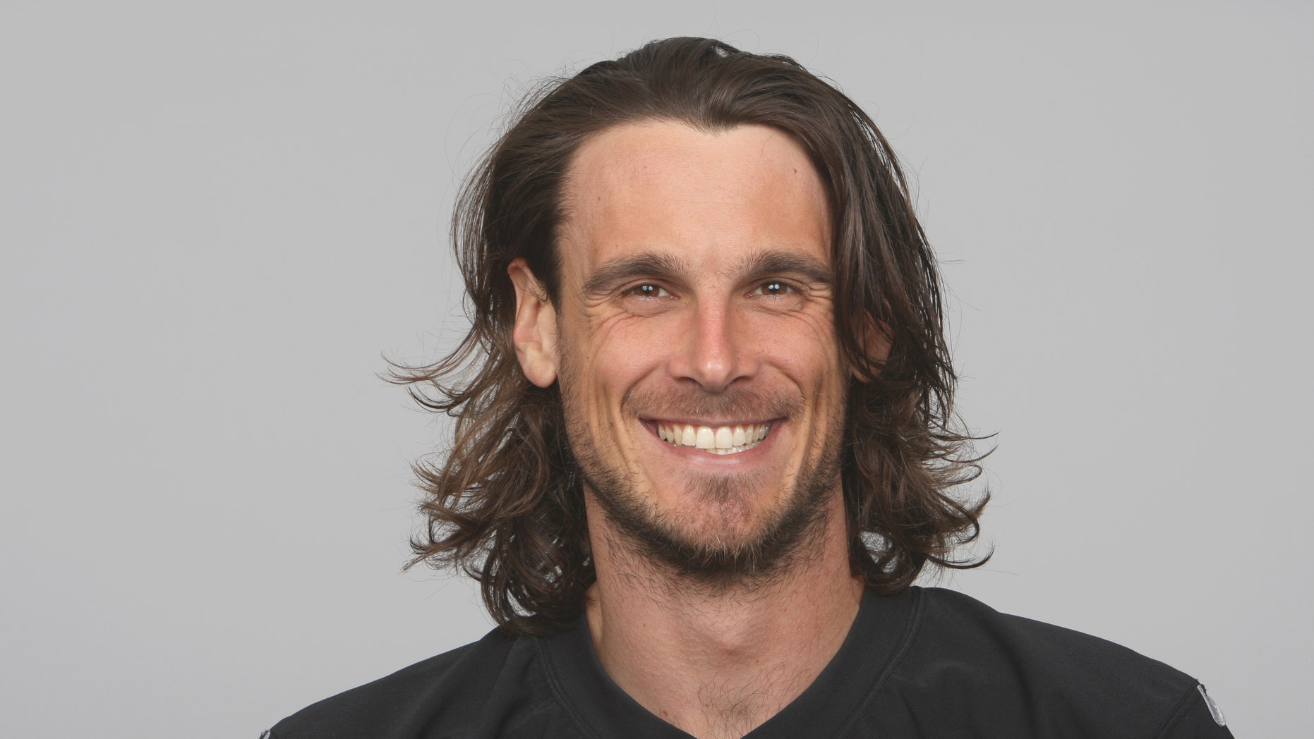 This is a 2013 photo of Chris Kluwe of the Oakland Raiders NFL football team. This image reflects the Oakland Raiders active roster as of Monday, June 10, 2013 when this image was taken. (AP Photo)