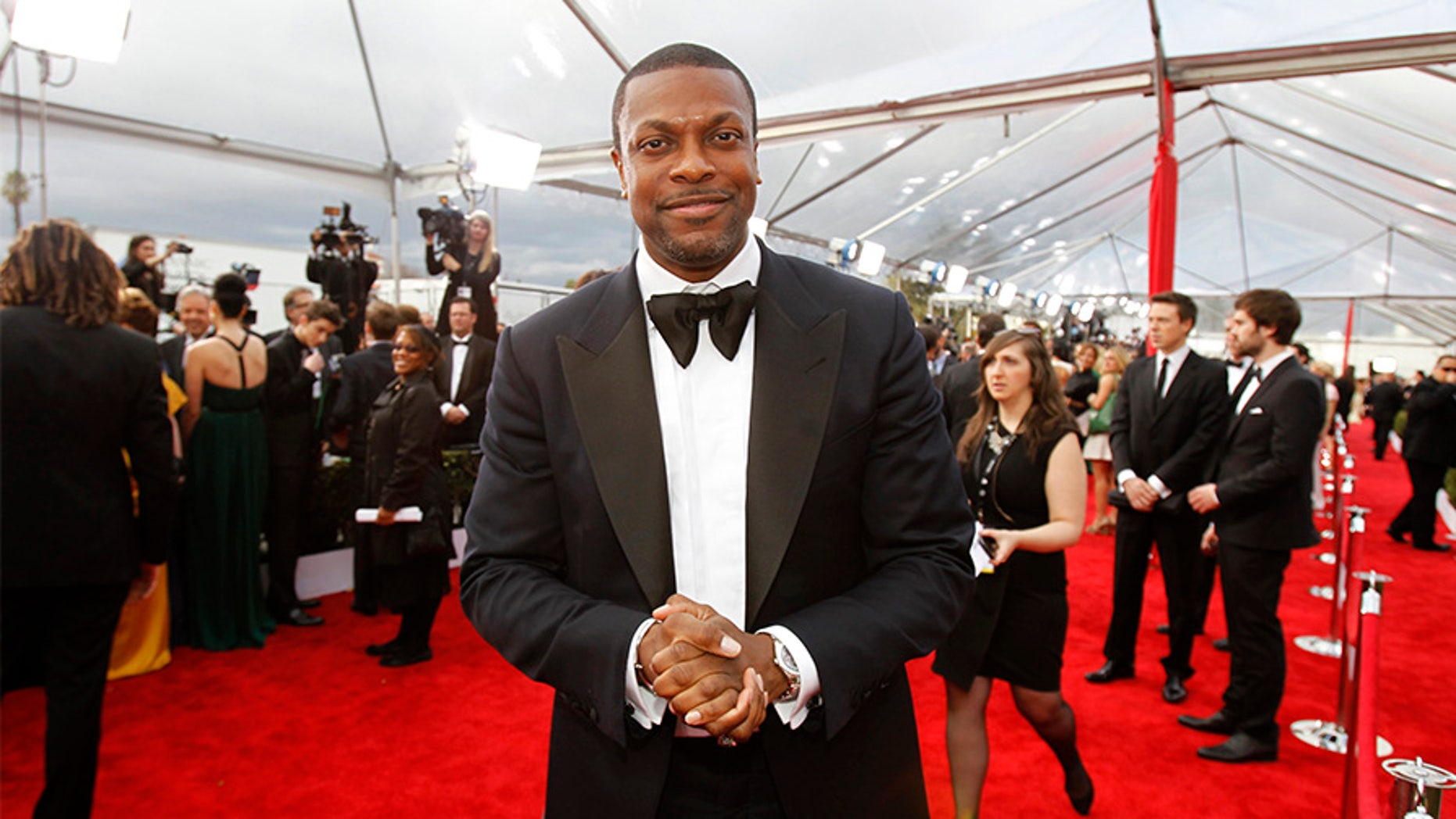 """Actor and comedian Chris Tucker will join co-star Jackie Chan in """"Rush Hour 4,"""" the actor confirmed."""