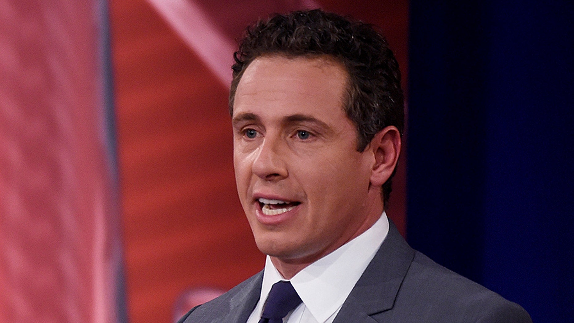 """Chris Cuomo co-hosts CNN's struggling morning show """"New Day."""""""
