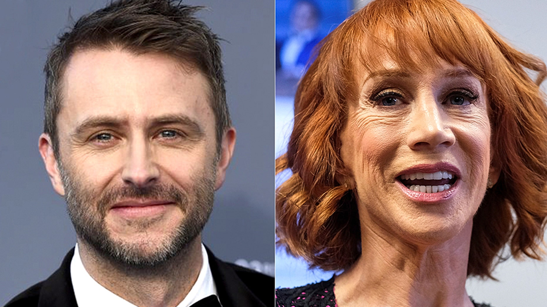 "Kathy Griffin slammed Chris Hardwick's return to his hosting duties on the ""Talking Dead"" following an AMC investigation into allegations of sexual assault against the comedian."
