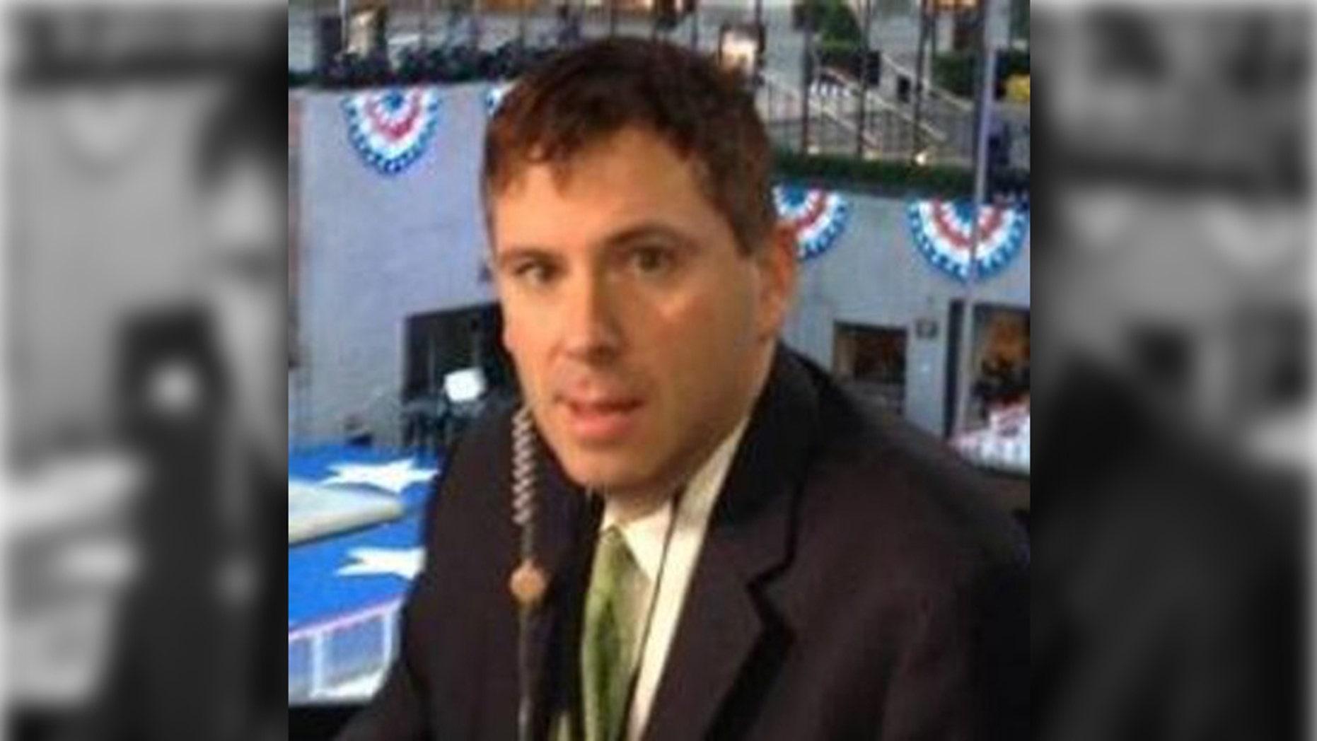 ABC News Executive Editorial Producer Chris Donovan raised eyebrows over his jab at President Trump on Twitter.