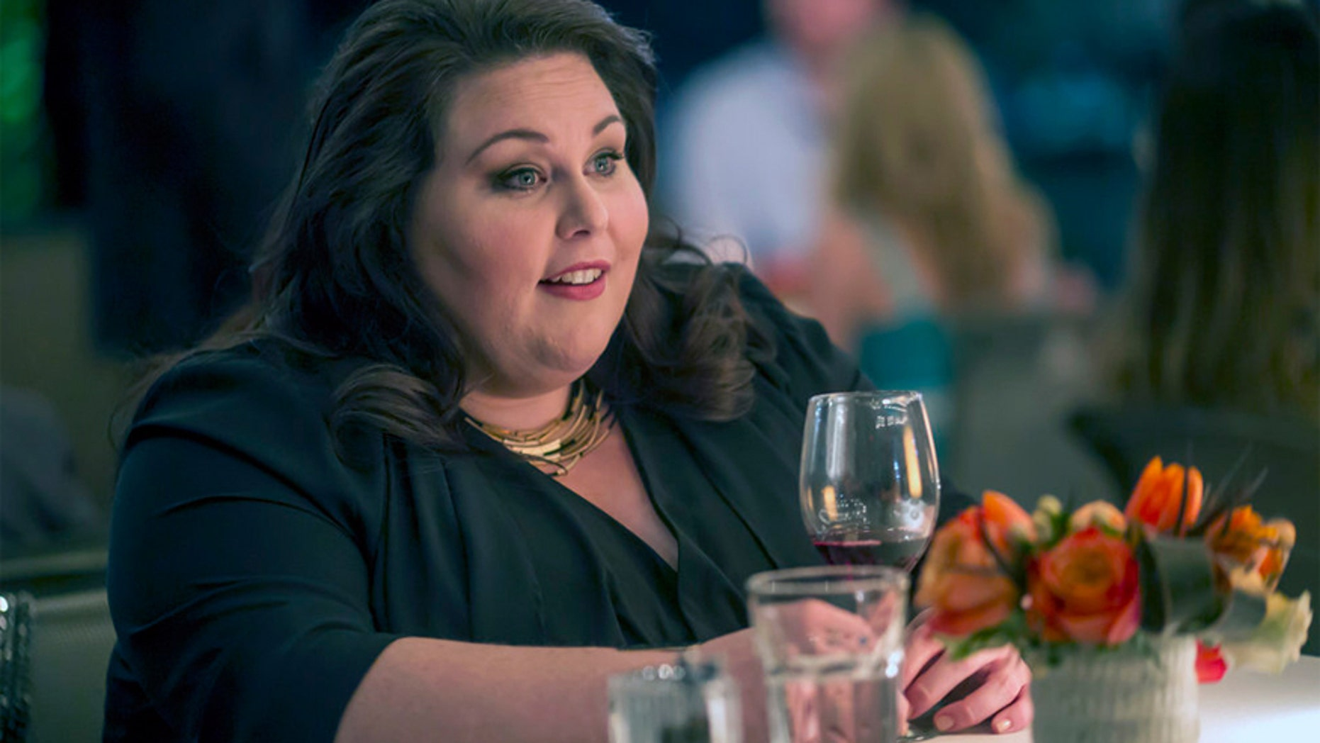 "Chrissy Metz as Kate in ""This Is Us."""