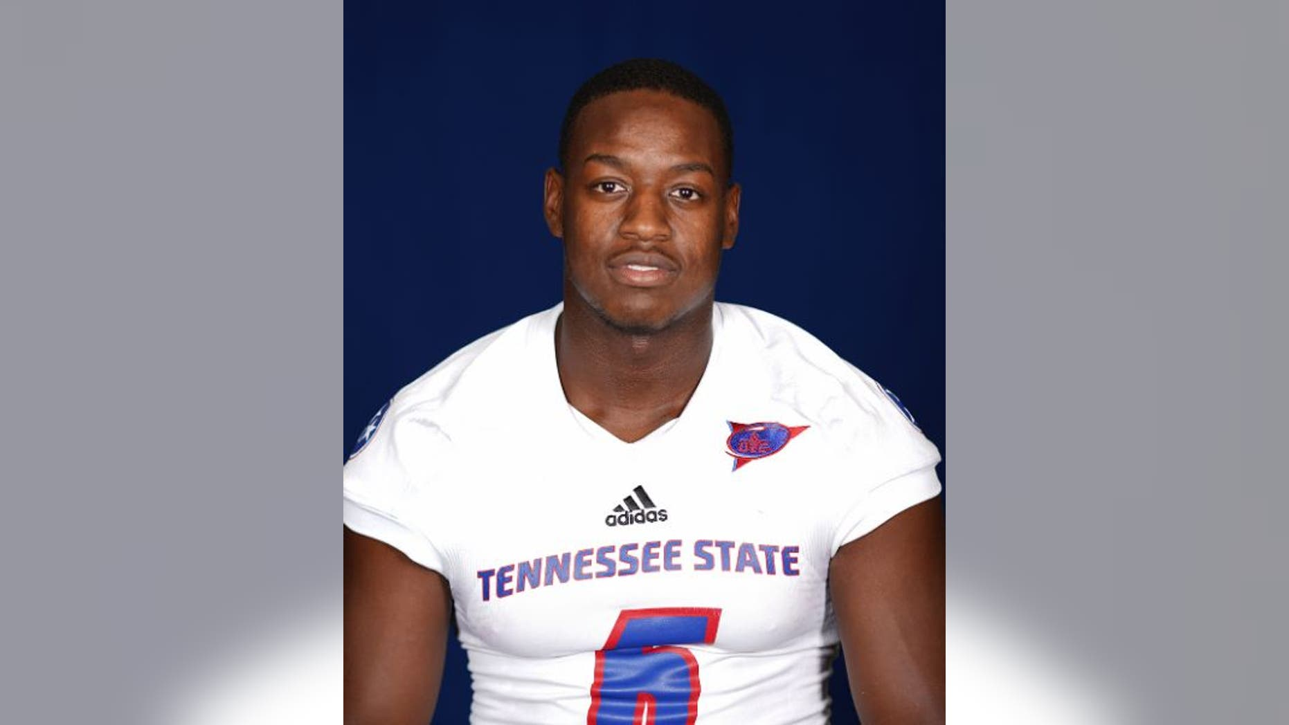 Tennessee State linebacker Christion Abercrombie is in rehab on his way to a full recovery after collapsing on the sidelines and being rushed to the ICU in late September.