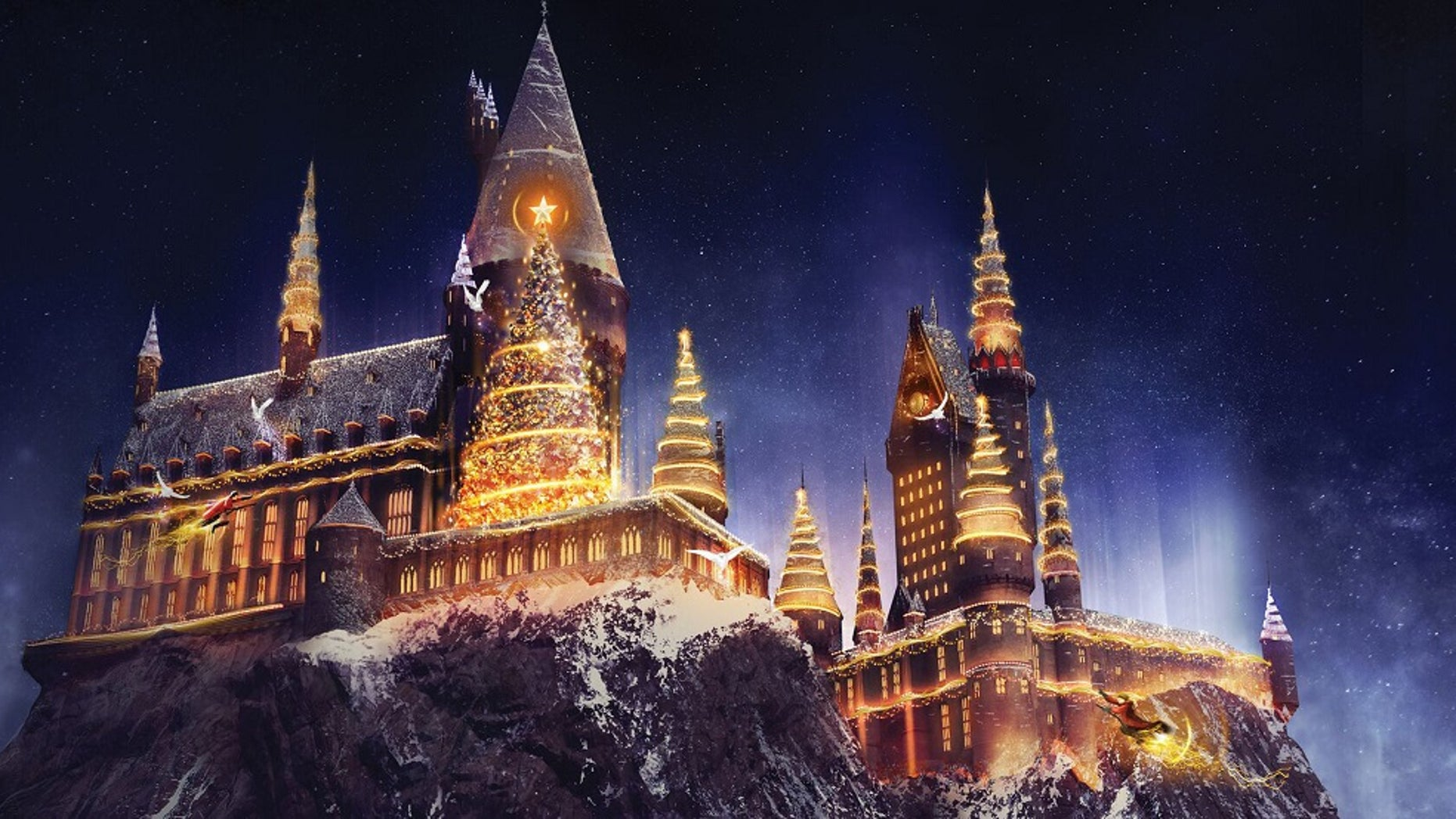 A new Christmas experience is coming to The Wizarding World of Harry Potter at Universal Orlando Resort this winter.