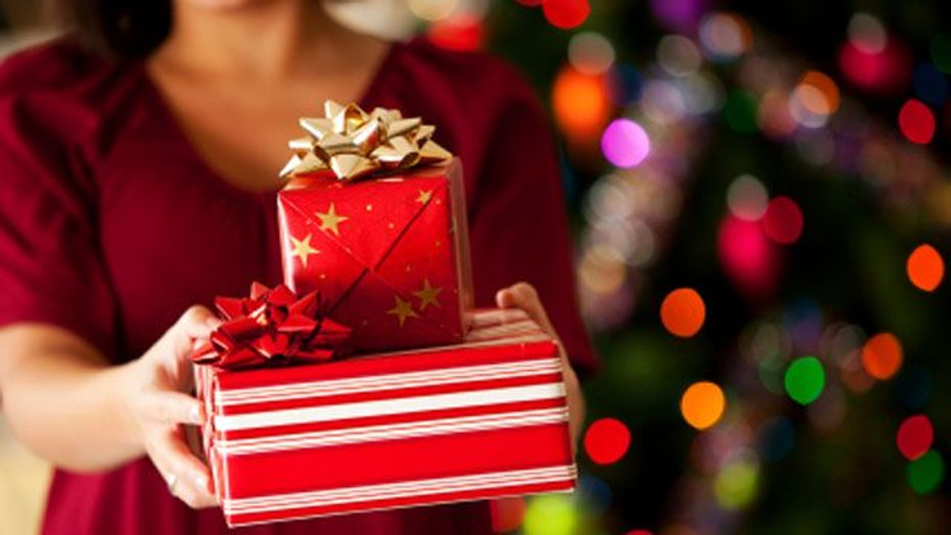 The talk christmas giveaways for needy
