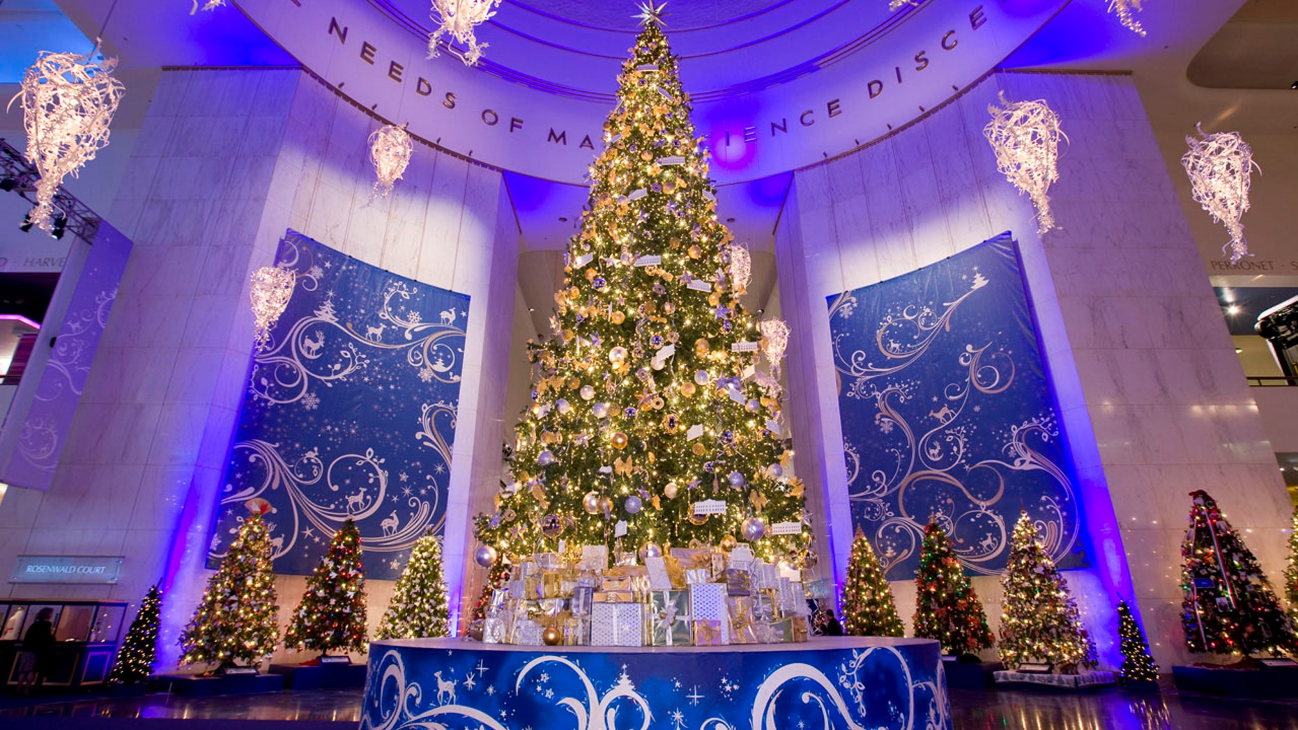 Christmas Around the World, MSI.