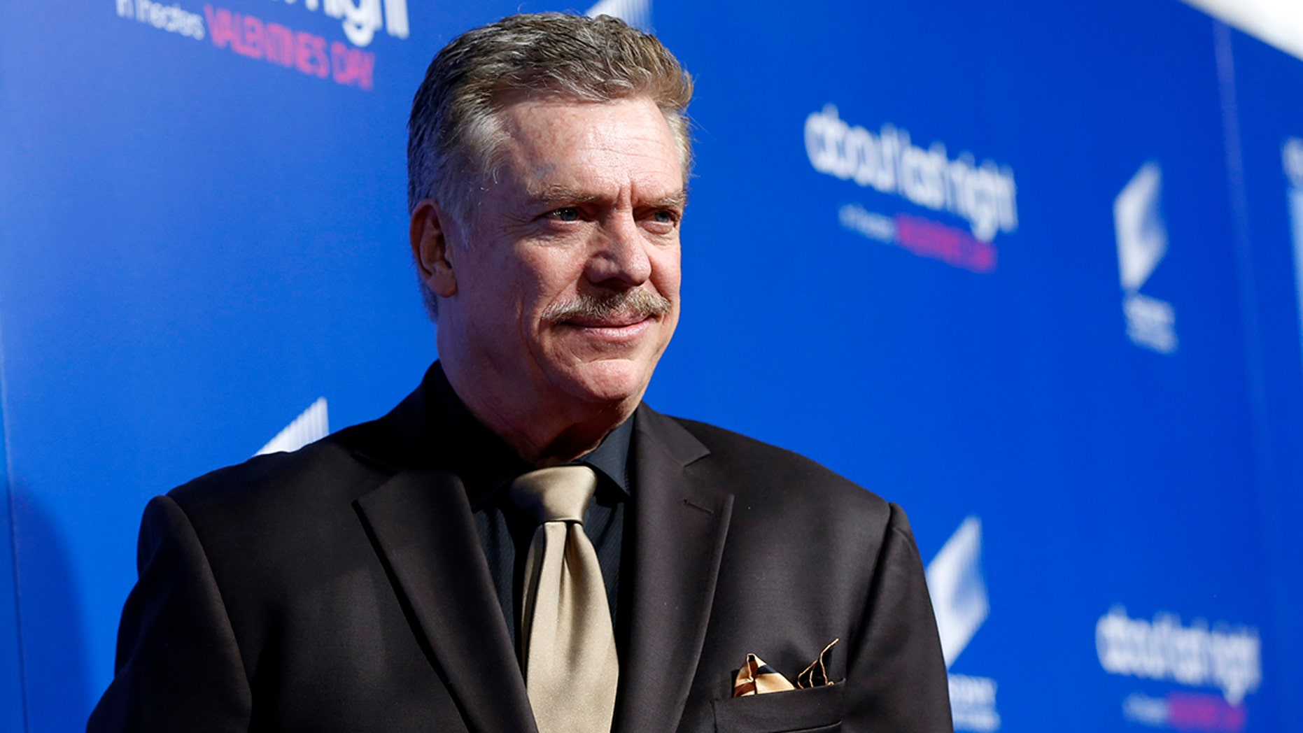 "Cast member Christopher McDonald poses at the premiere of ""About Last Night"" at the Cinerama Dome in Los Angeles, California February 11, 2014. The movie opens in the U.S. on February 14.   REUTERS/Mario Anzuoni  (UNITED STATES - Tags: ENTERTAINMENT) - GM1EA2C12KG01"