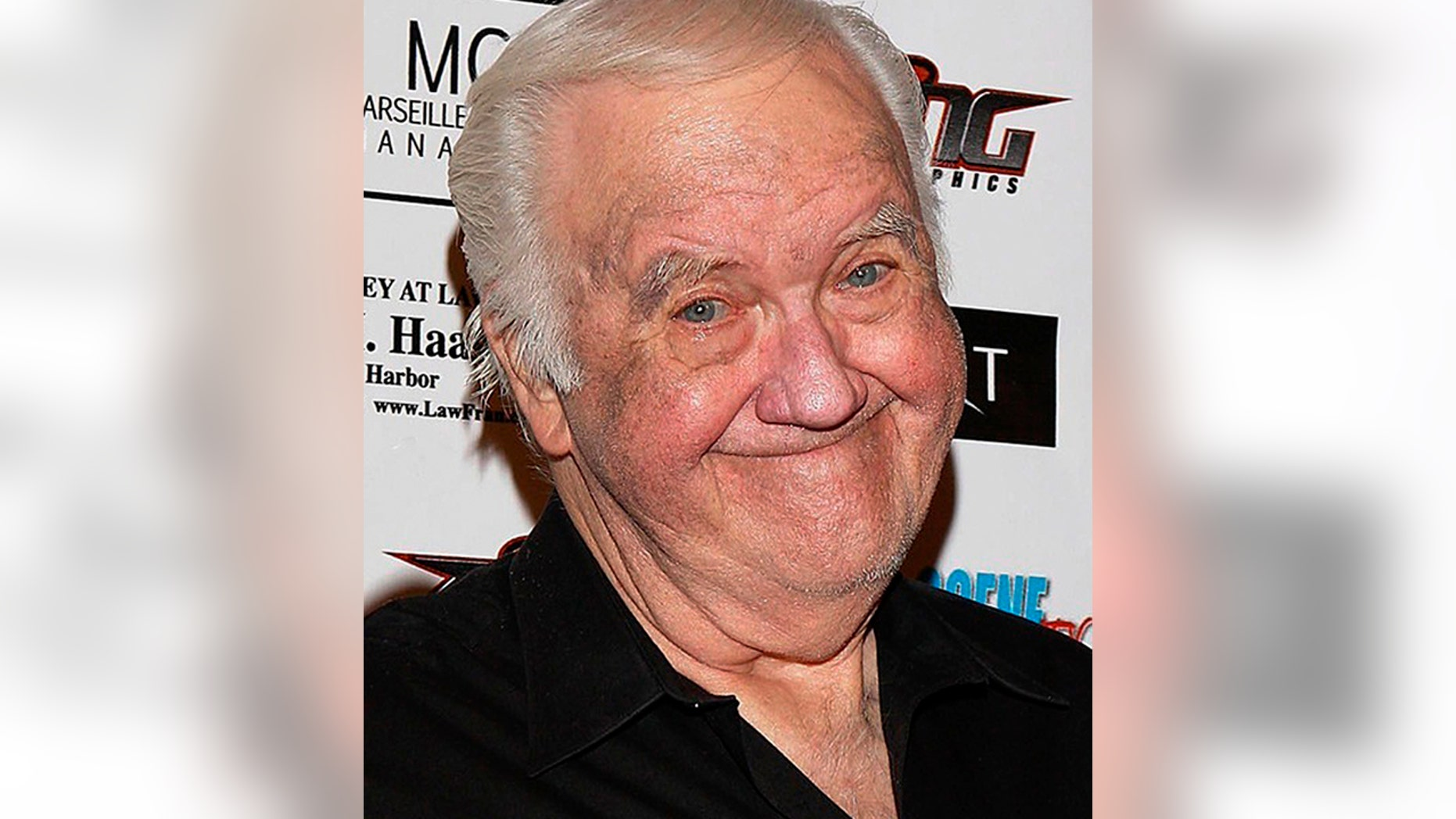 "In this Sept. 10, 2010, photo, Chuck McCann Motorcycle Charity Associates presents its 4th annual Leather Meets Lace event benefiting Iraq Star Foundation and Heroes Night Out at the Playboy Mansion Los Angeles. Actor and comedian McCann, who recorded the famous line ""I'm cuckoo for Cocoa Puffs!"" has died. He was 83. His publicist Edward Lozzi says McCann died Sunday, April 9. 2018, of congestive heart failure in a Los Angeles hospital."