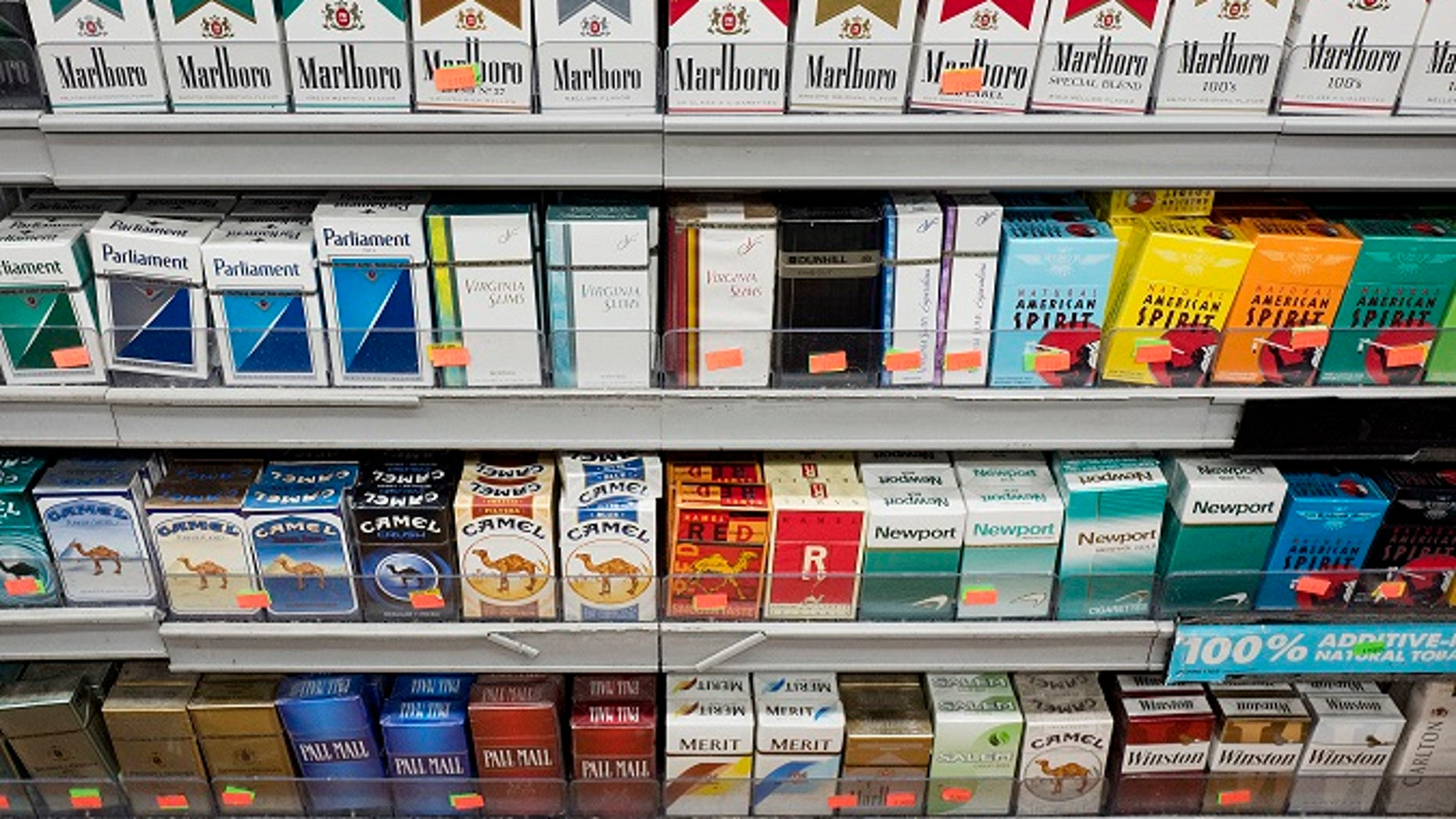 New York City will became the most expensive place to buy cigarettes in the United States next year.