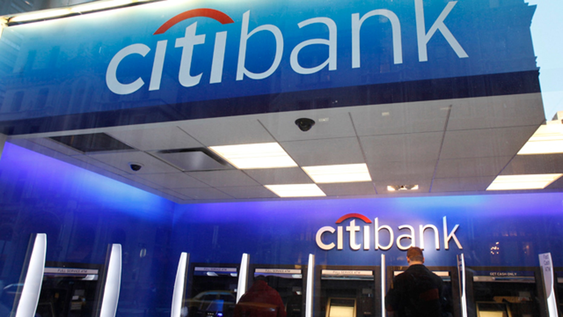 Hacker group hampered the sites of Citigroup Inc. and other prominent institutions.