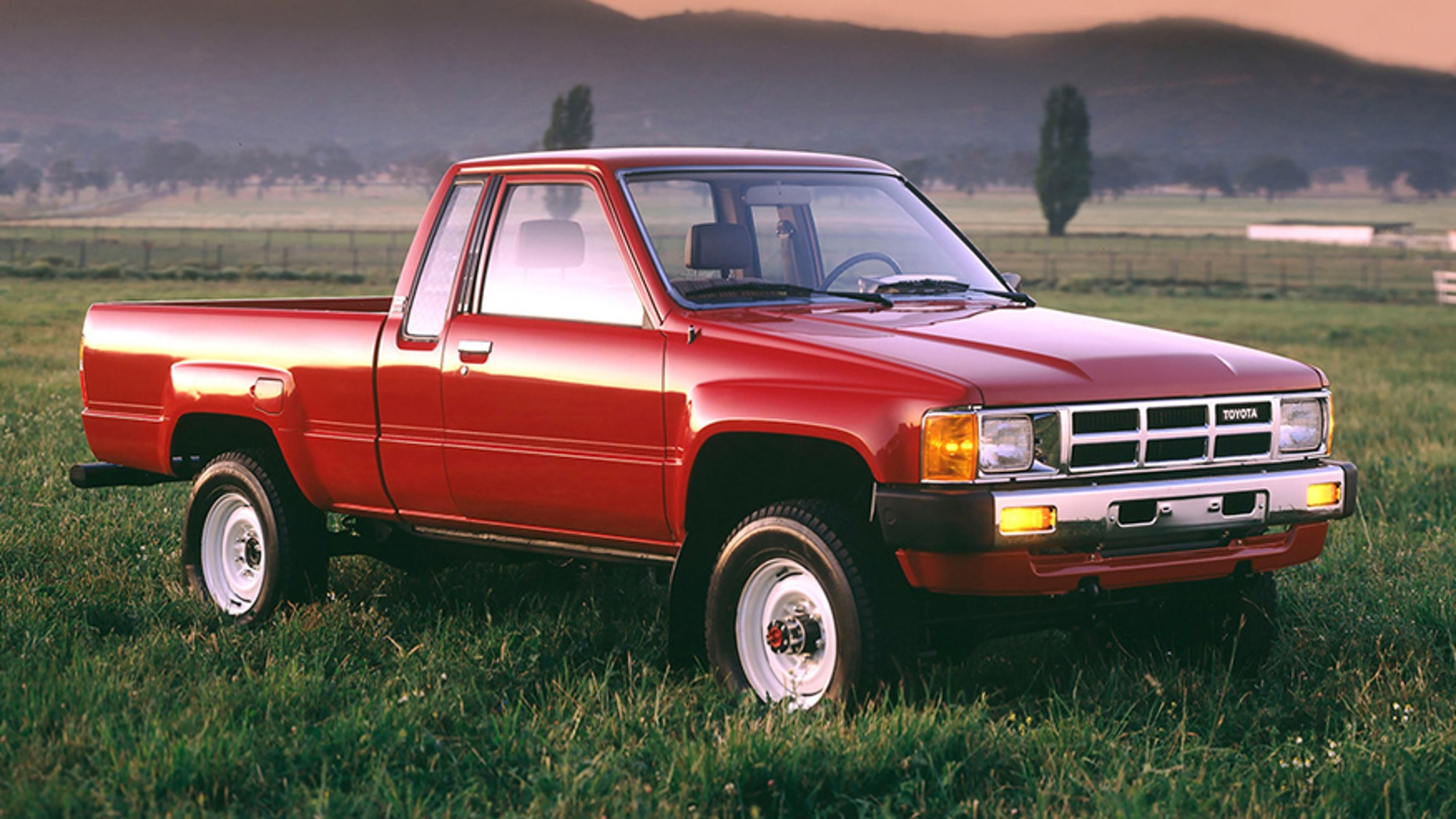 1984 Toyota truck