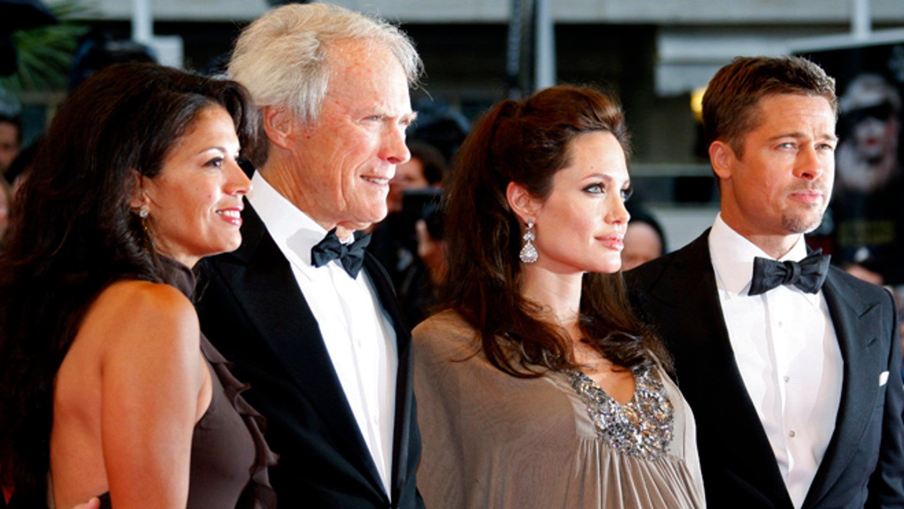 Clint and Dina are reportedly hooking up with old friends (not these two though).