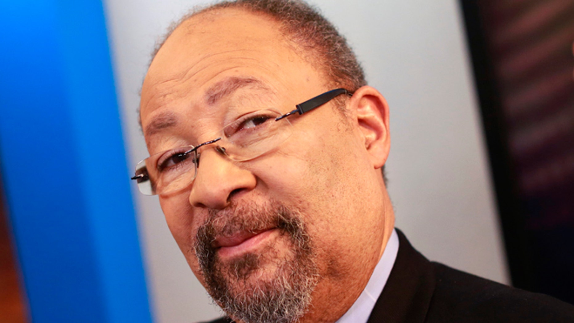 Dec. 18, 2013: Richard Parsons, the former chairman of Citigroup and former chairman and CEO of Time Warner, poses in New York. (Reuters)
