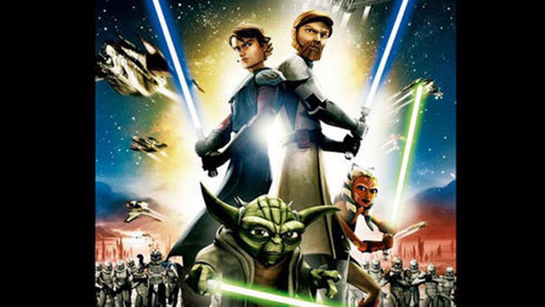 """""""The Clone Wars"""" was a """"Star Wars"""" animated series that premiered in 2008. The franchise just announced a new cartoon series is set for fall 2014."""