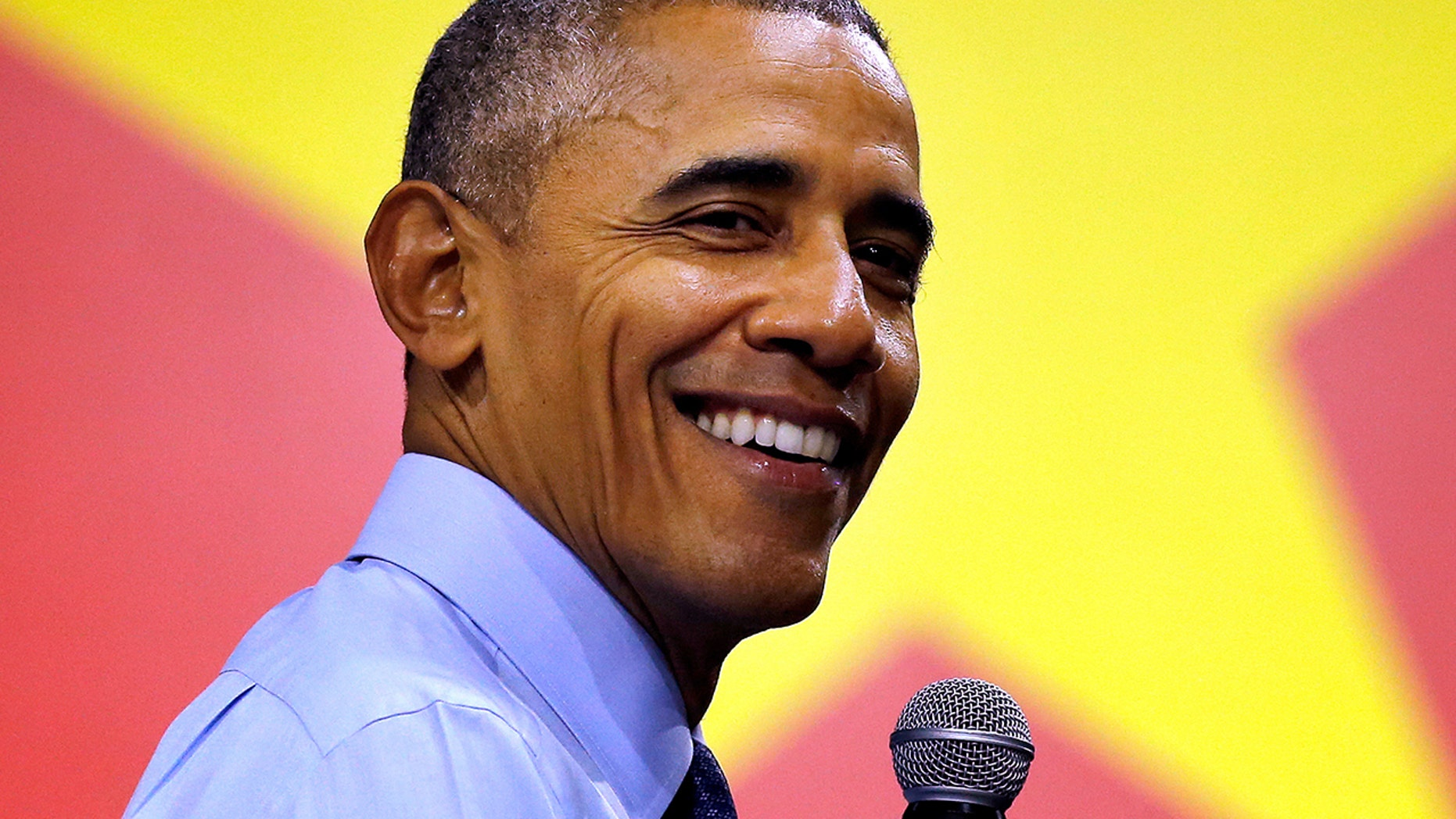 """Colorado Dems hope to rename a portion of Interstate-25 the """"Barack Obama Highway."""""""
