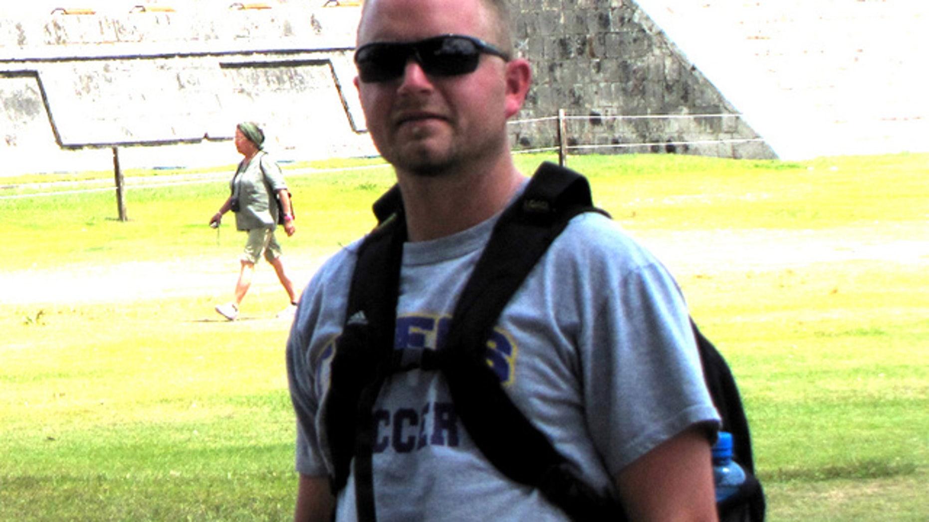 Chris Matthews, 33, soccer coach killed in parking lot attack.