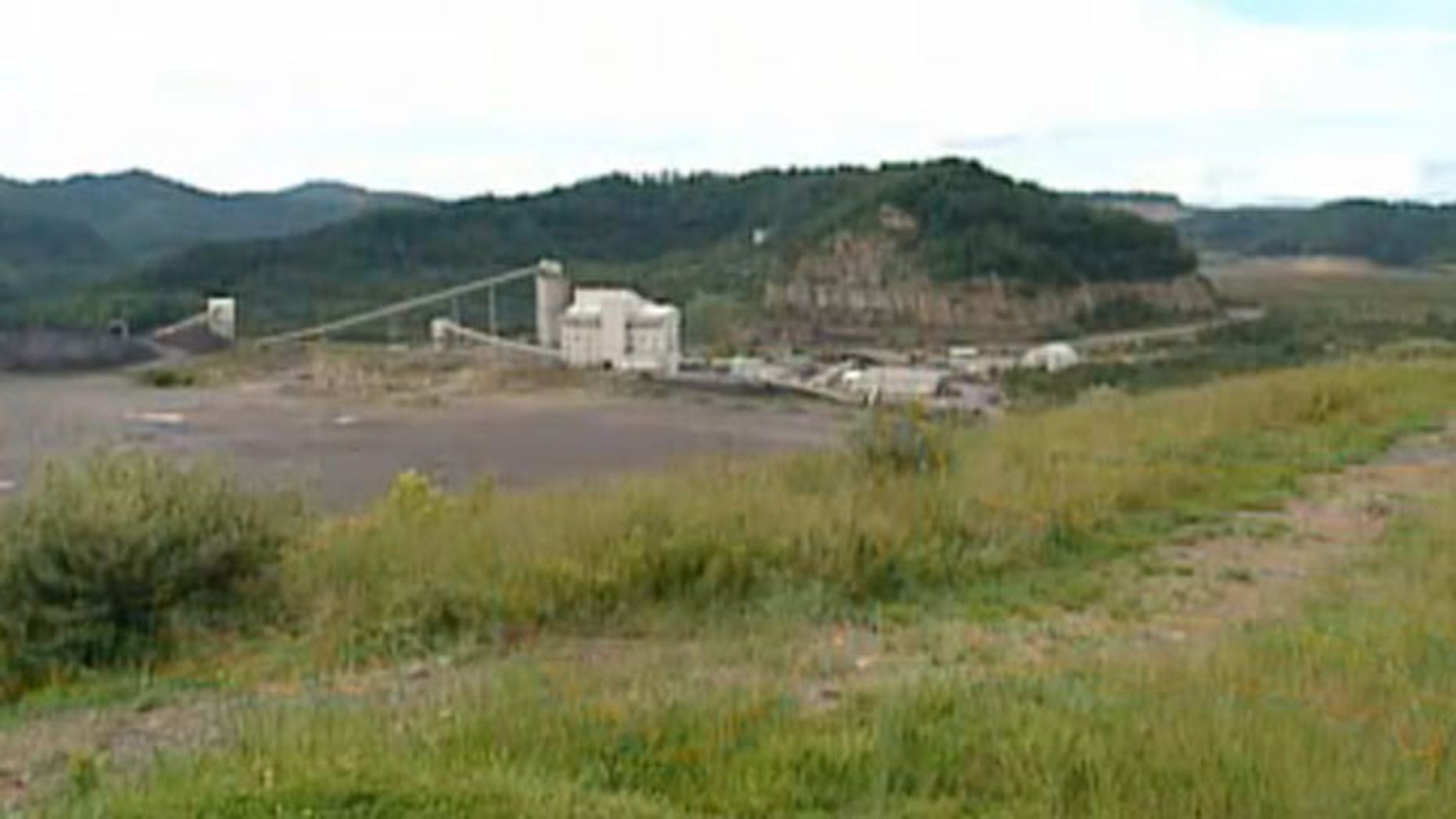Shown here is an Appalachian coal mine, featured in a video produced by FACES of Coal.
