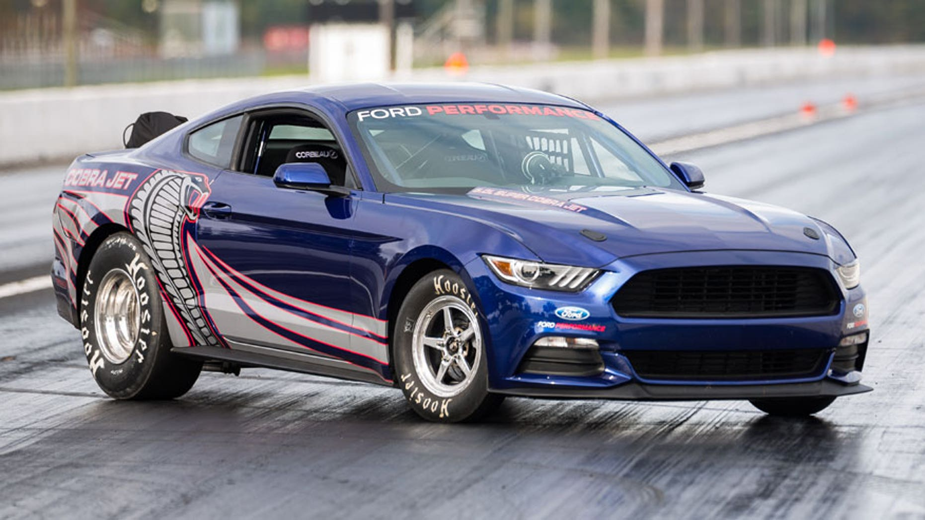 Mustang Cobra Jet >> The 2016 Ford Mustang Cobra Jet Is Ready To Race Fox News