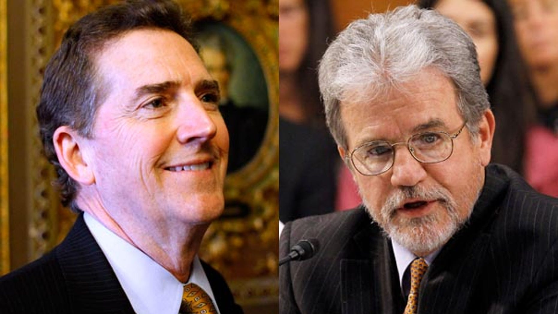 Sens. Jim DeMint, R-S.C, and Tom Coburn, R-Okla., are leading the charge against a Democratic-sponsored omnibus spending bill to fund government through the rest of the fiscal year ending Sept. 30.