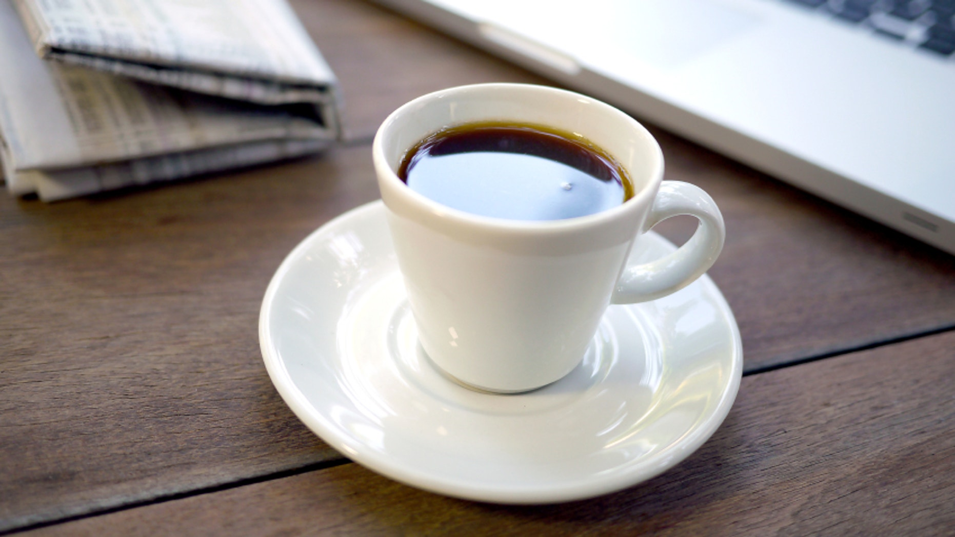 Drink 3 Cups of Coffee Daily to Halve Liver Cancer Risk
