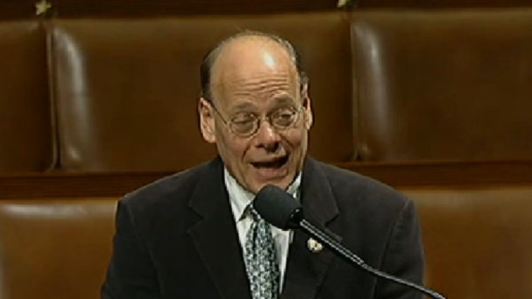Shown here is Rep. Steve Cohen.