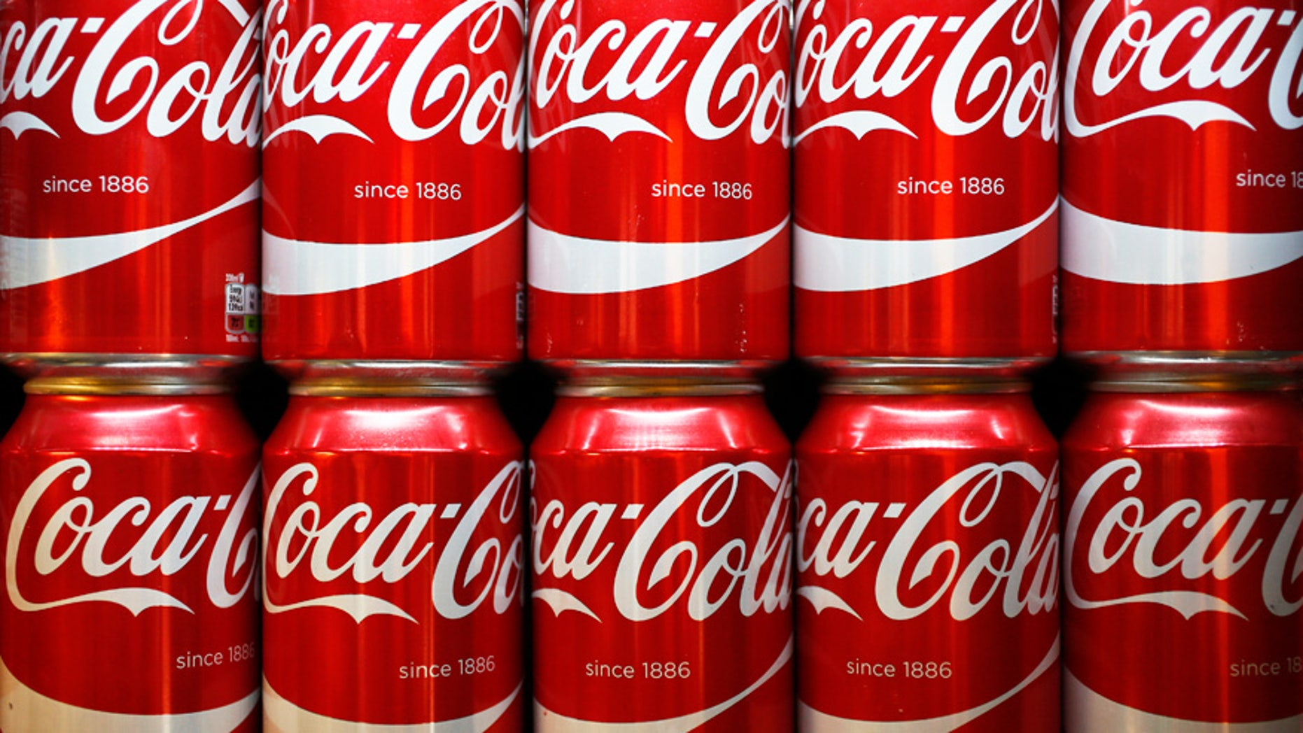 """Workers at a Coca-Cola factory in Lisburn, Ireland, made a """"horrible"""" discovery."""