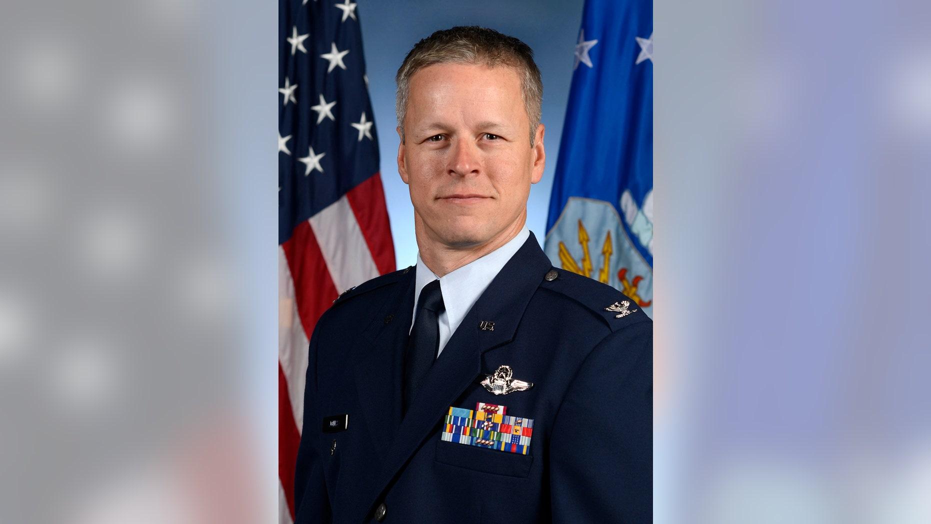 Col. William Jones.
