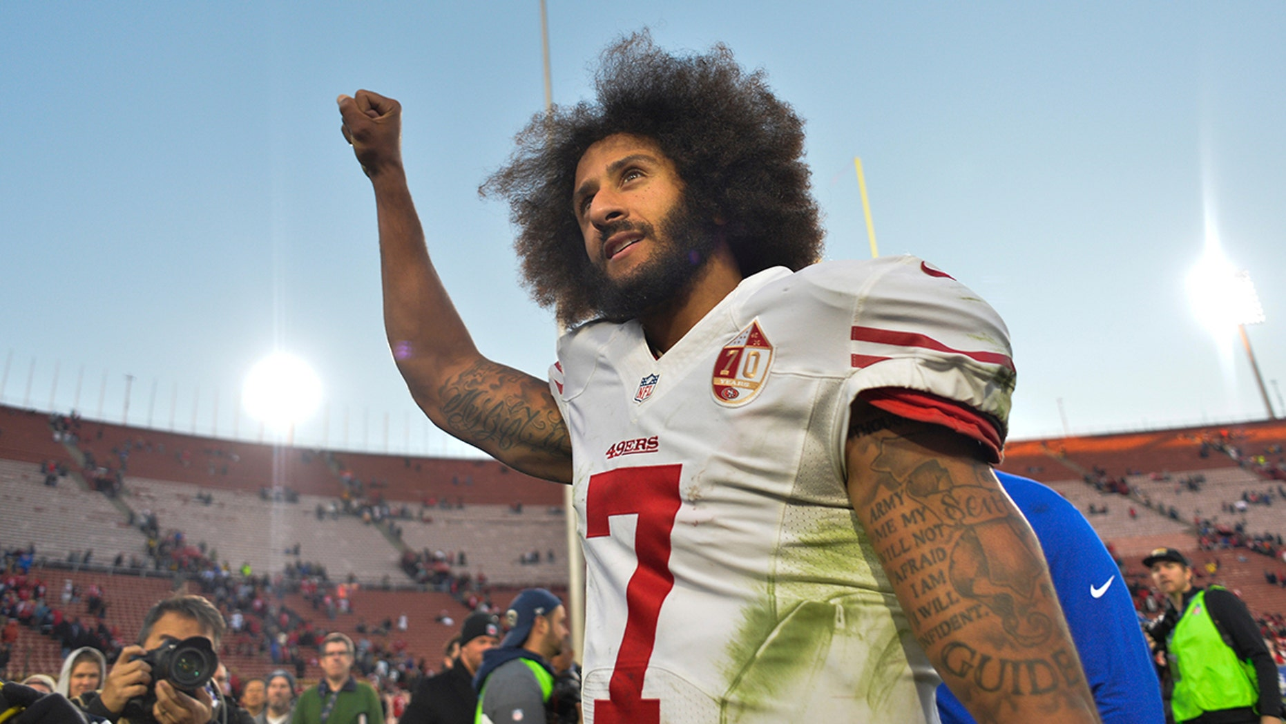 Colin Kaepernick inspired Morehouse College and the NFL to host the Advocacy in Sport Workshop this February.