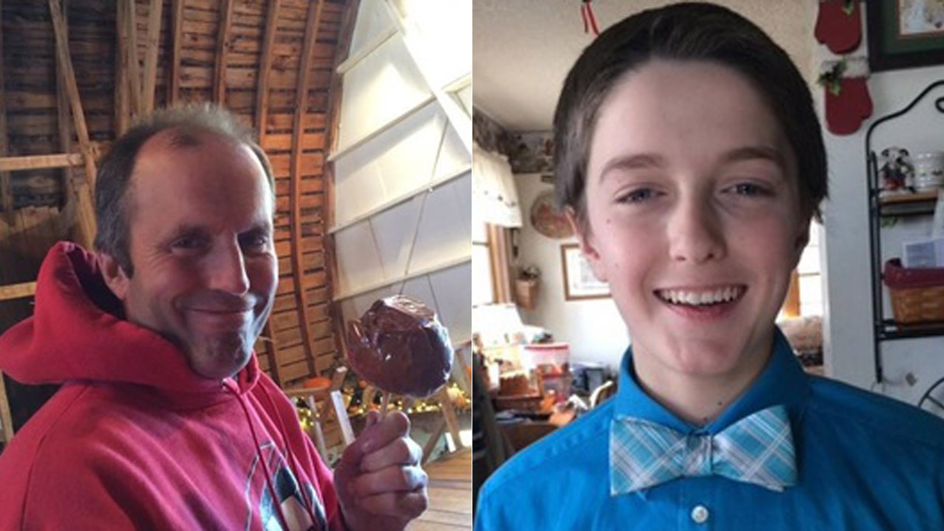 Daniel Briel and his 14-year-old son, David Briel, were both killed in a collapse in a silo at their Wisconsin farm.