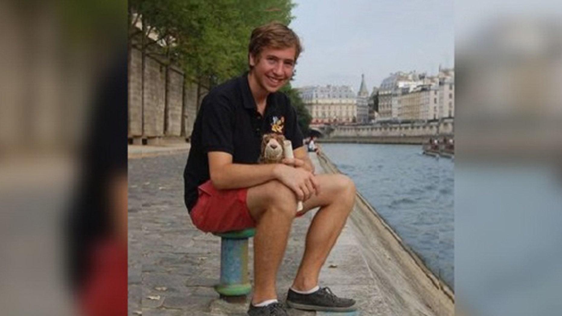 Swarthmore College sophomore Sam Jenkins died after a skateboarding accident last week.