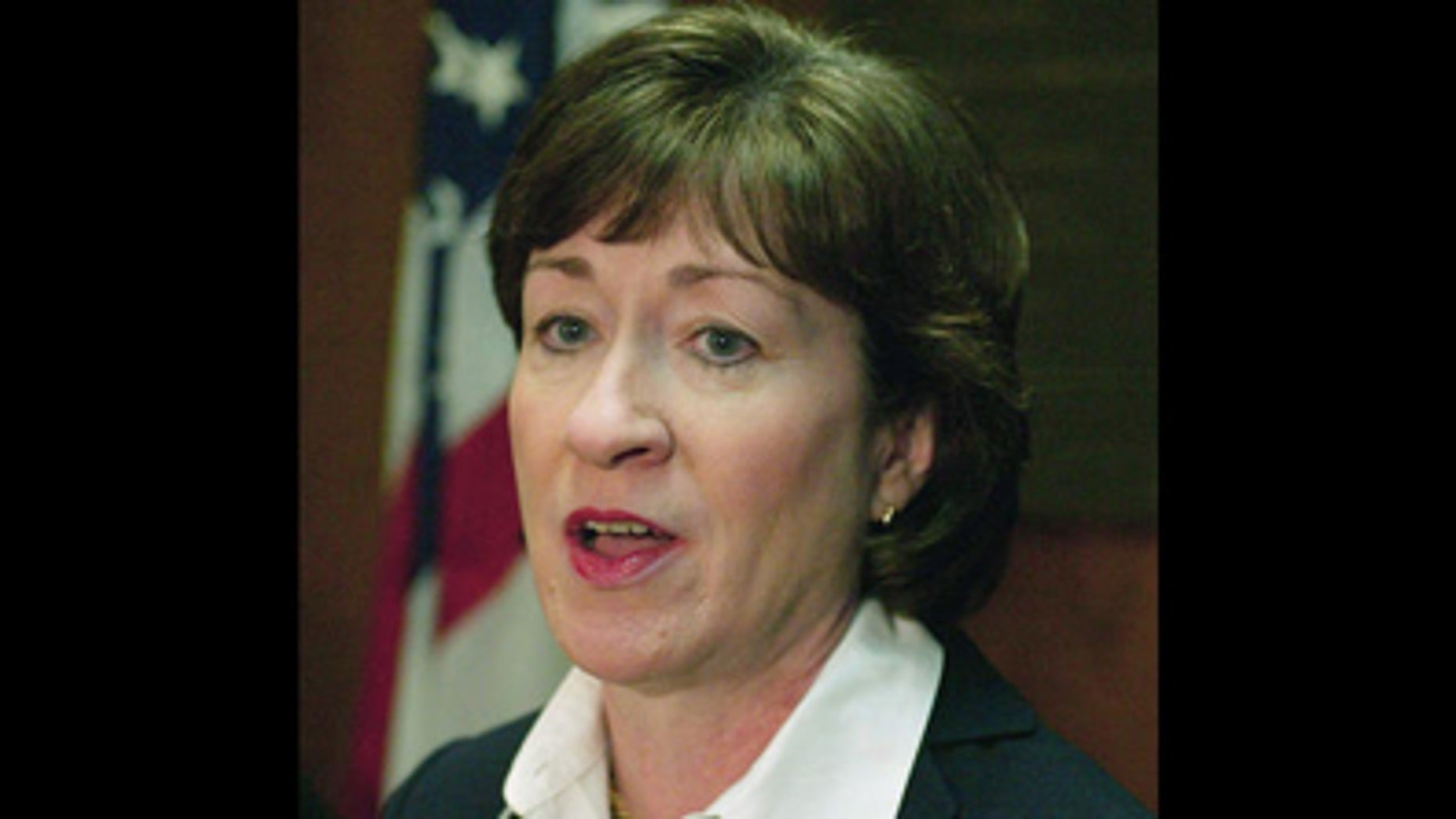 Sen. Susan Collins, R-Maine, is ranking member of the Senate Homeland Security and Governmental Affairs Committee.