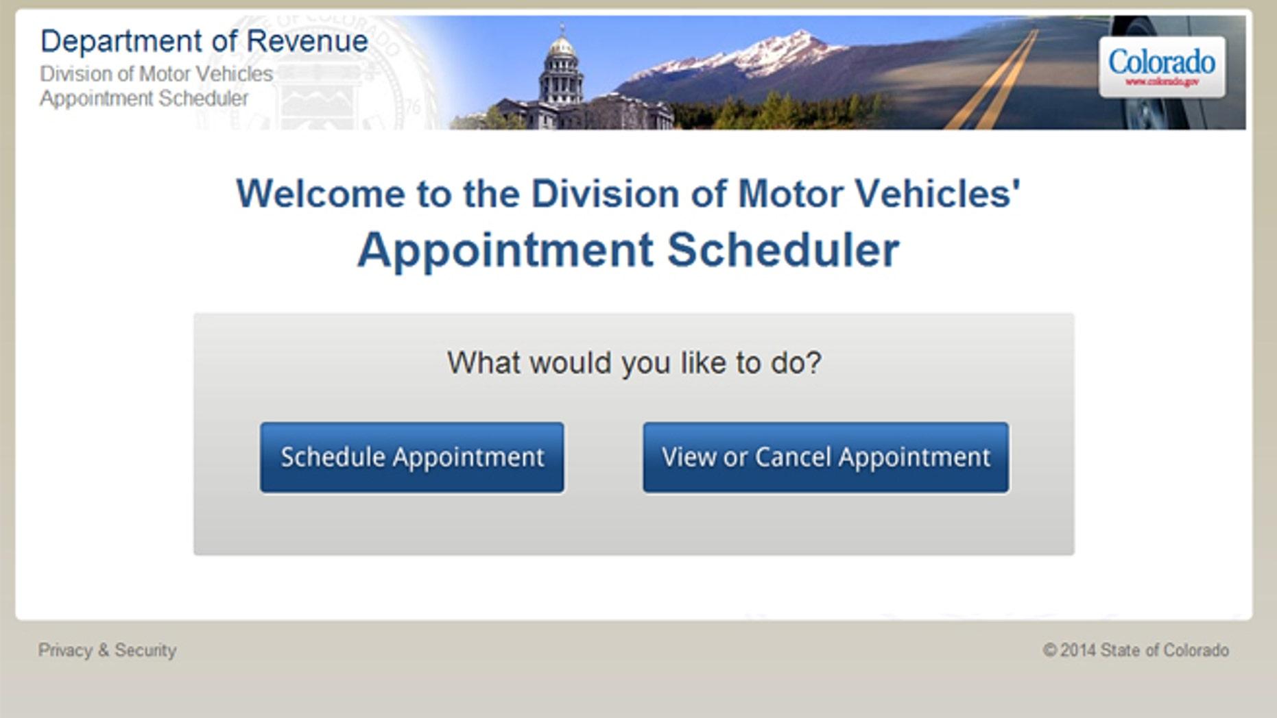 Colorado's DMV website overwhelmed by non-citizen license