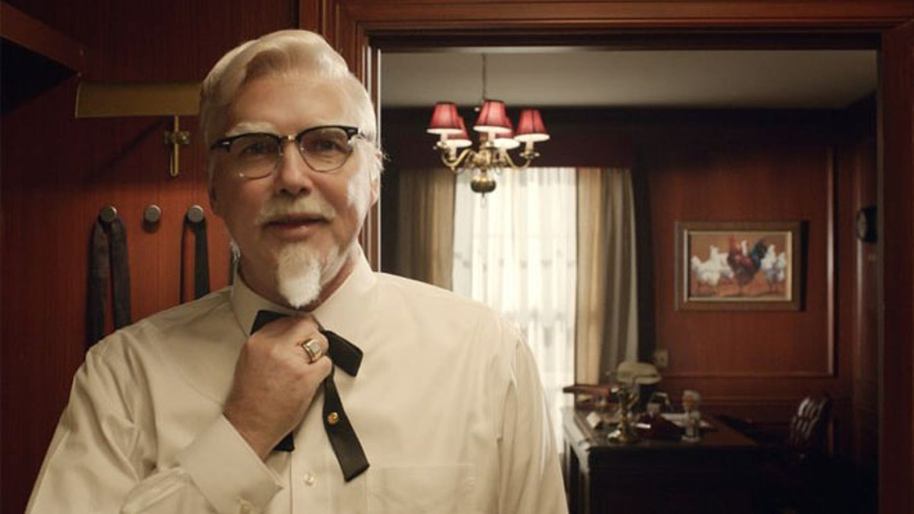 KFC CEO Greg Creed recently said he was thrilled that one in five people hated the Hammond-led ads.