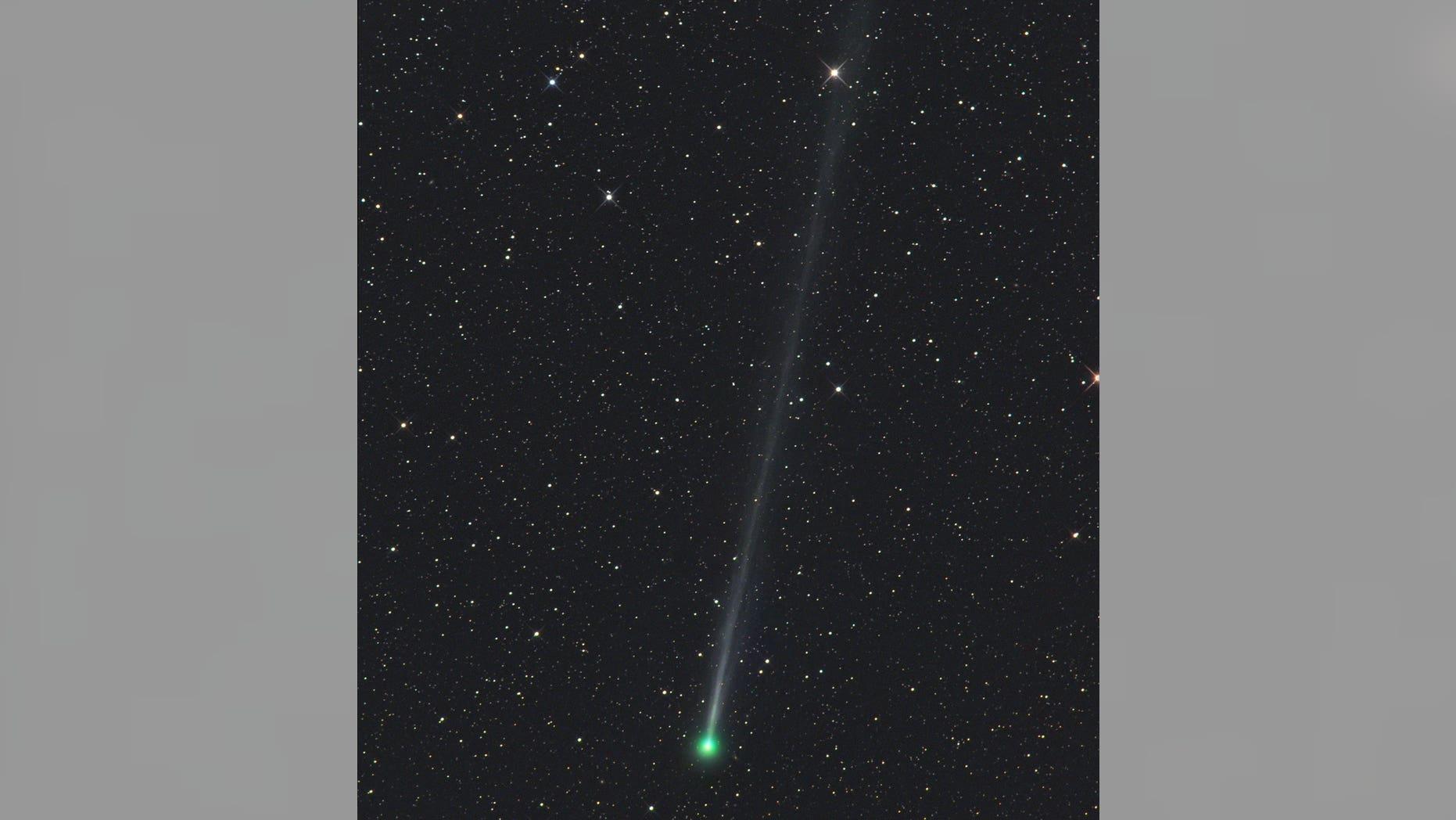 nasa comet tracking - 927×616