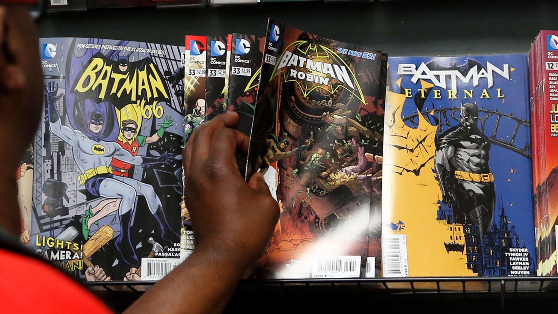 "United claims they ""misunderstood"" the TSA's instructions concerning comics."
