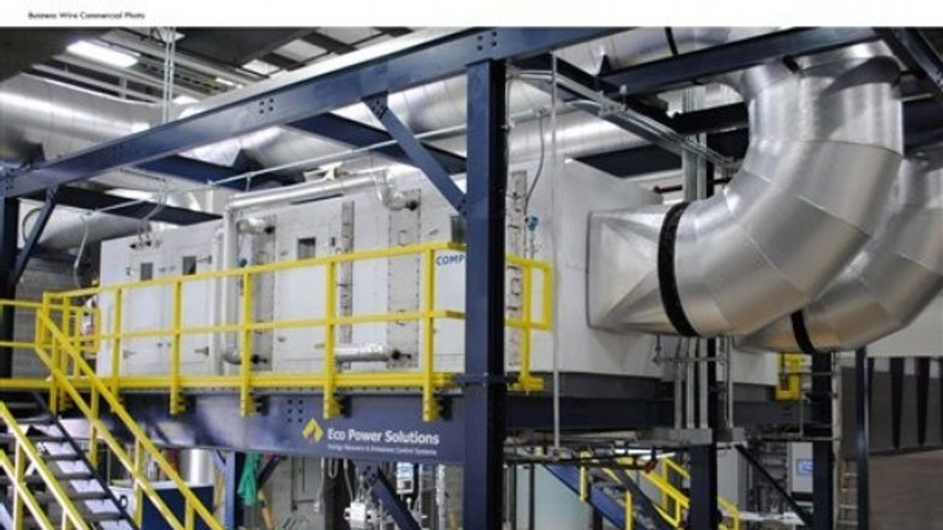 COMPLY 2000 - Multi-Pollutant Emission Control System (Photo: Business Wire)