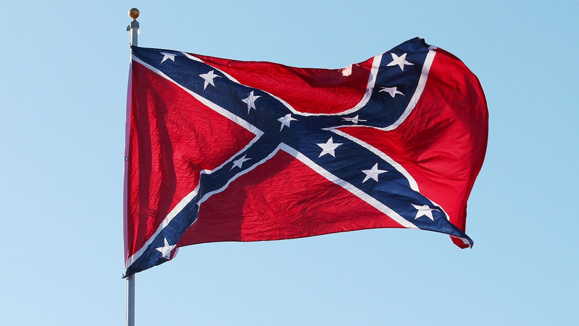 The confederate flag was banned at Lapel High School in Indiana after clashes erupted between students.
