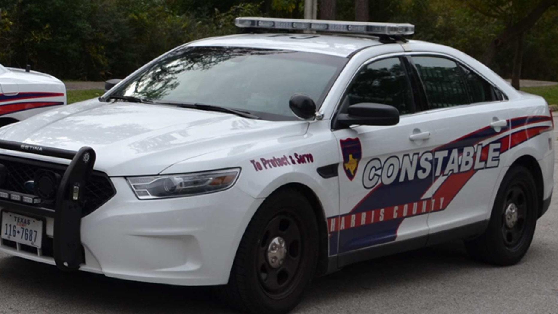 (Harris County Constable)