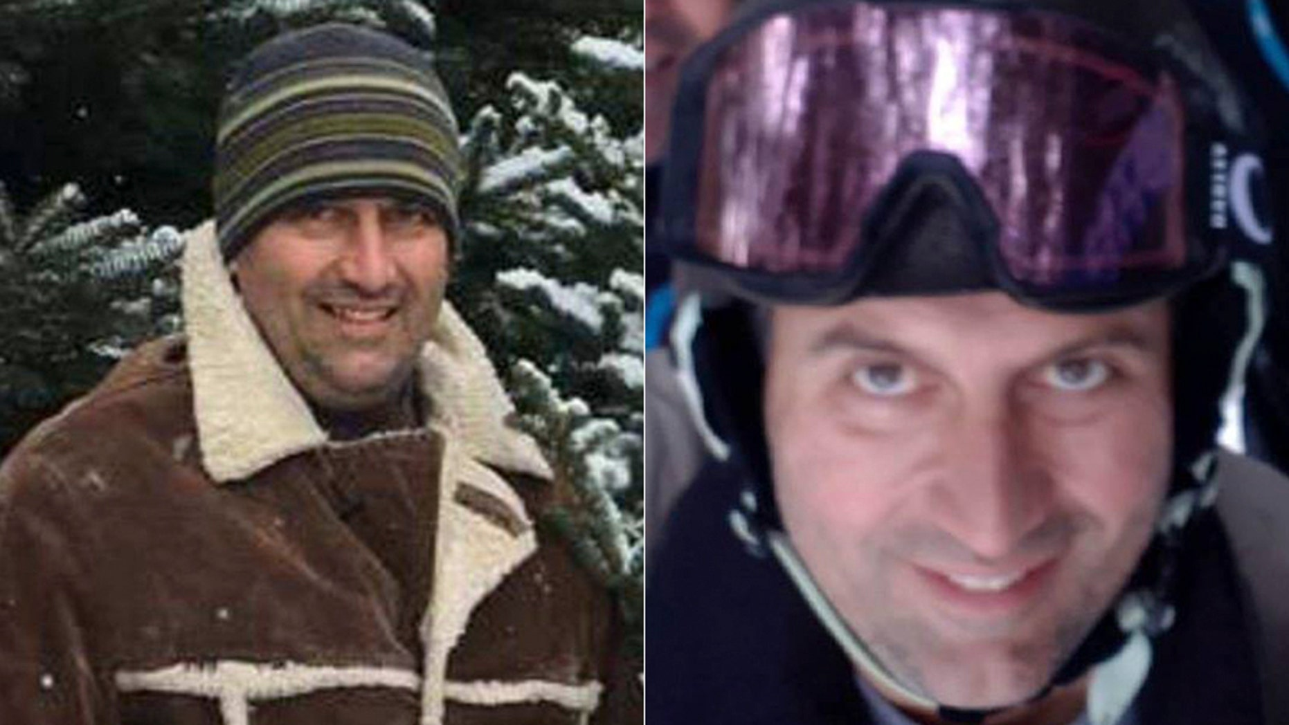 """Constantinos """"Danny"""" Filippidis, 49, was found on Tuesday after going missing a week ago."""