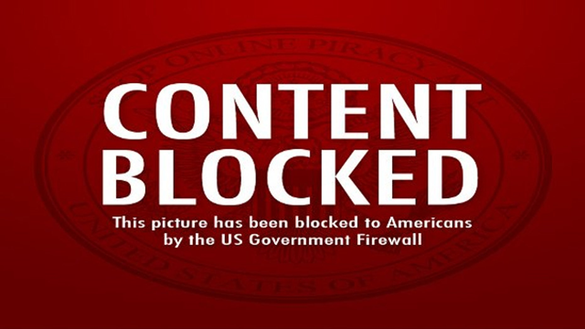 Anti-SOPA pop-up banners online protest a law that many argue will dramatically alter the Internet.