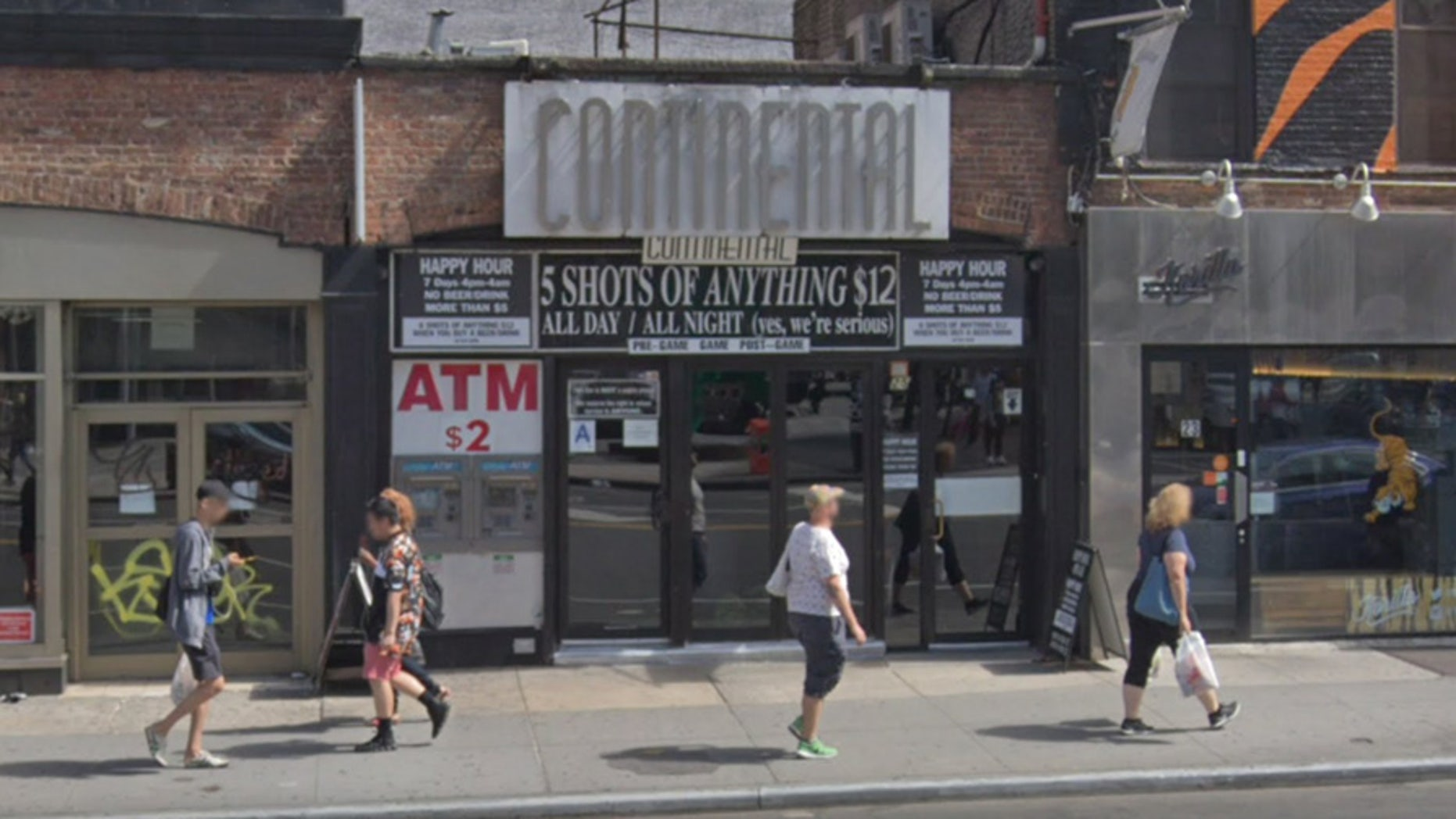 """One dive bar in New York City's East Village has publicly denounced the word """"literally,"""" citing the word as """"the most overused, annoying word in the English language."""""""