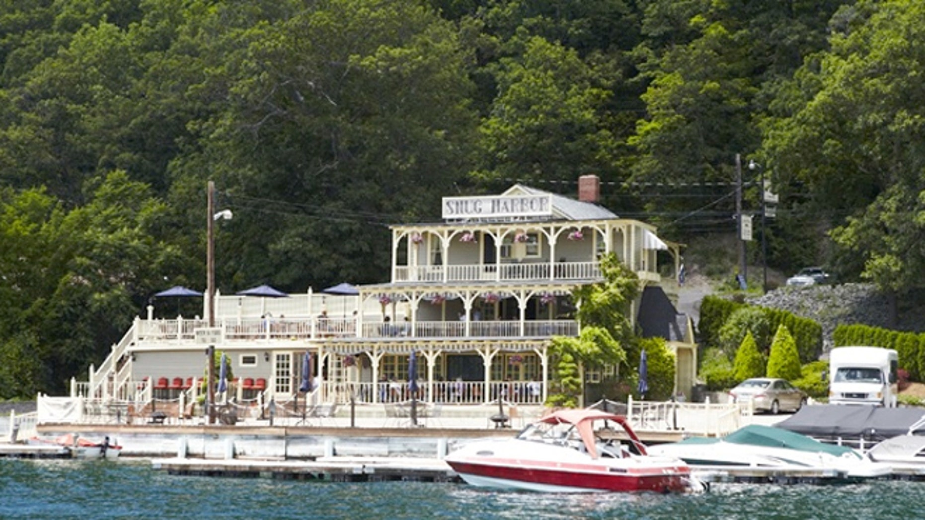 This year's Coolest Small Towns in America contest had a tie for first: Hammondsport, N.Y. (shown above), and Beaufort, N.C.