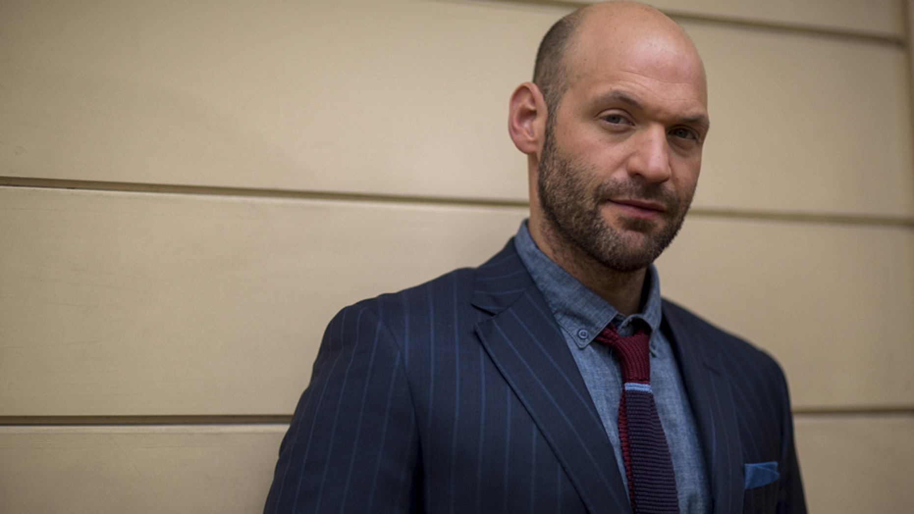 "Corey Stoll poses for a portrait while promoting the upcoming movie ""Ant-Man"" at Disney Studios in Burbank, California June 27, 2015."