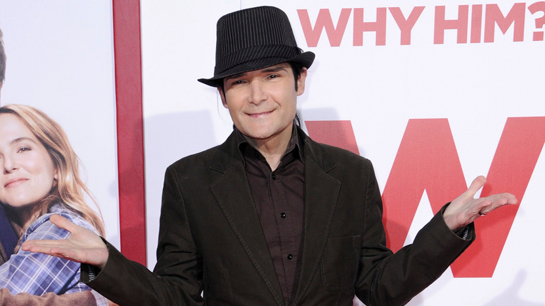 Corey Feldman was given a clean bill of health from doctors following 'stabbing' incident.