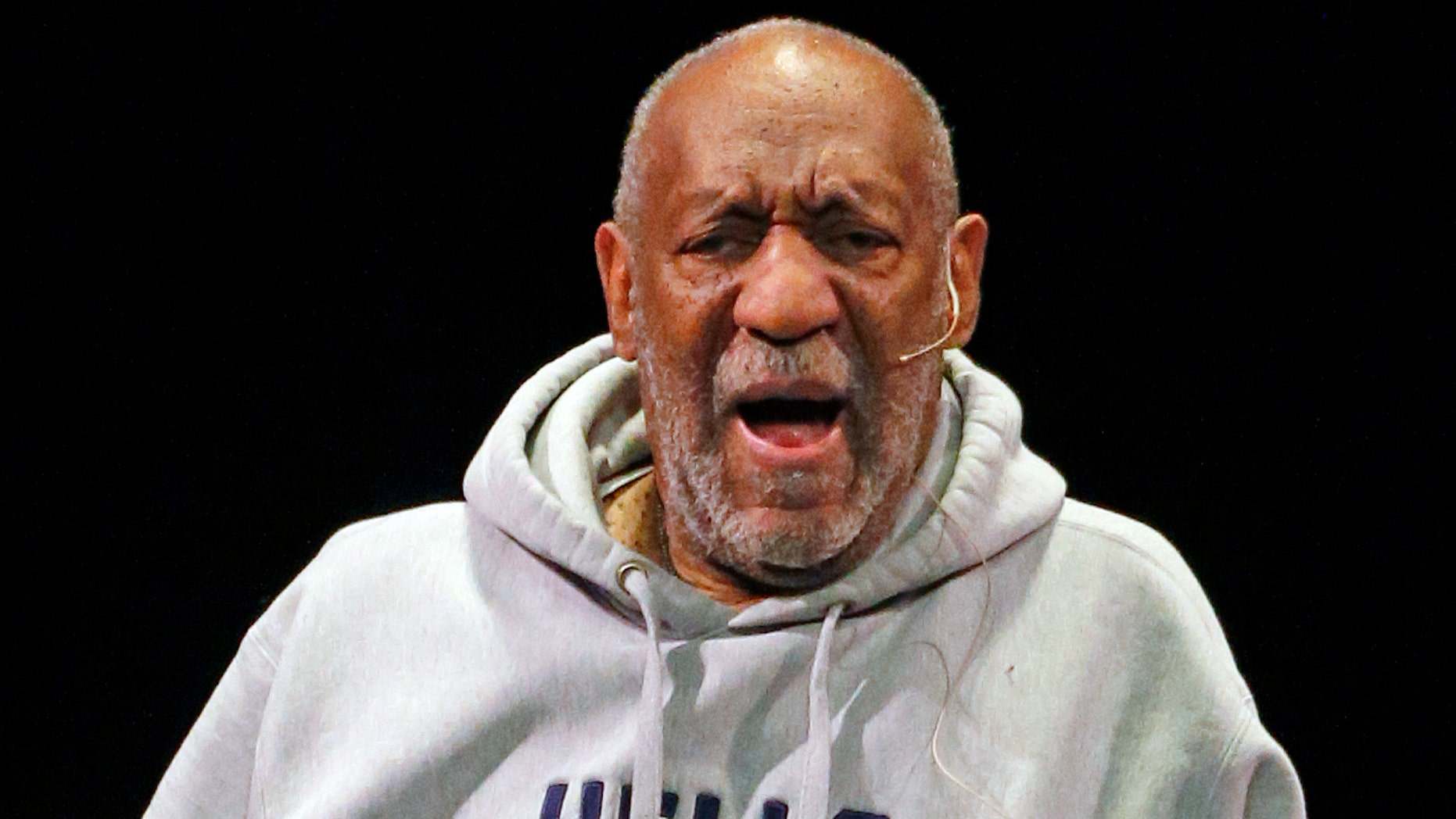 Jan. 17, 2015: Comedian Bill Cosby performs at the Buell Theater in Denver.