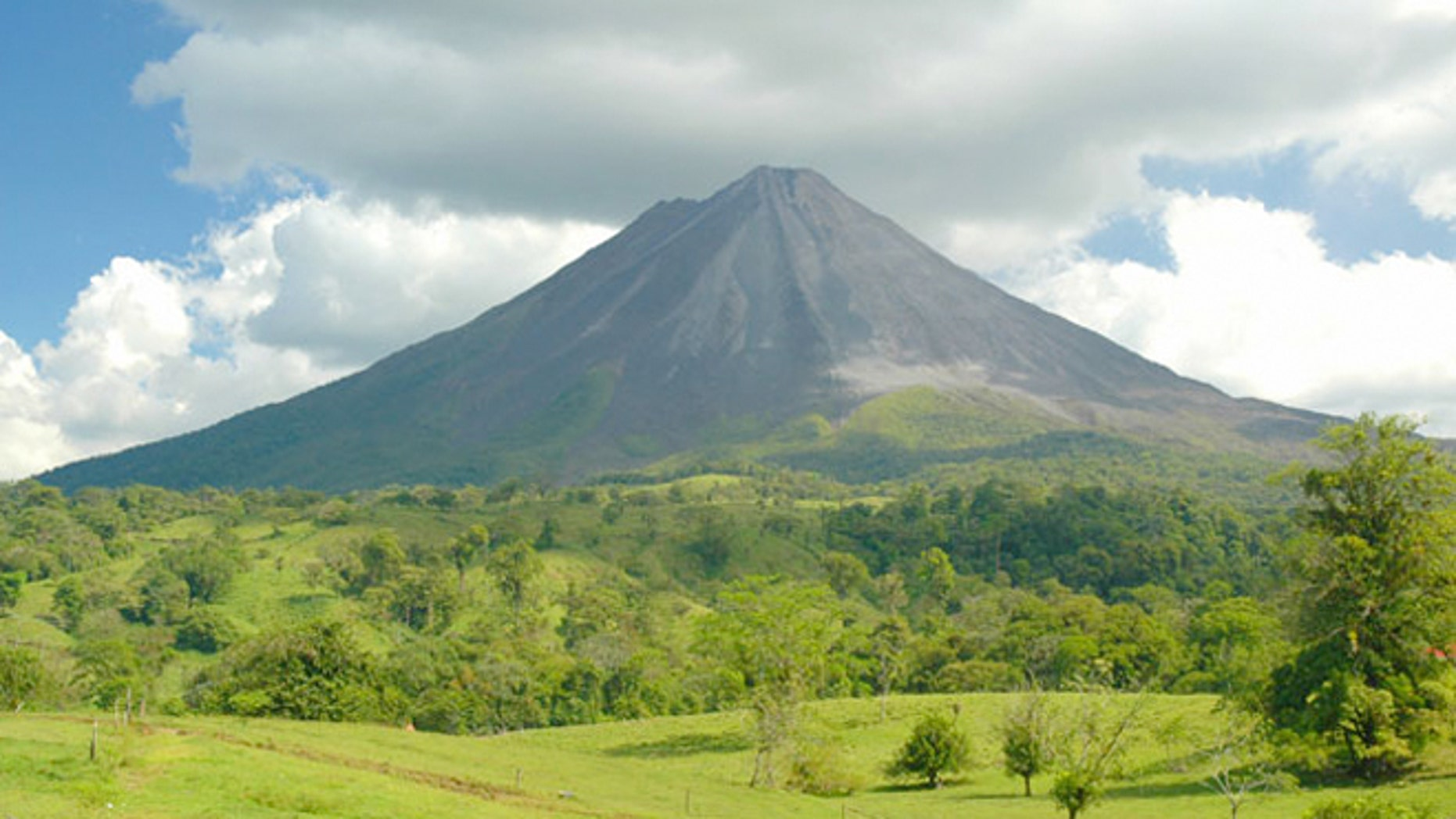Costa Rica has pristine beaches, lush rain forests, and majestic volcanoes --and plenty of luxury hotspots.