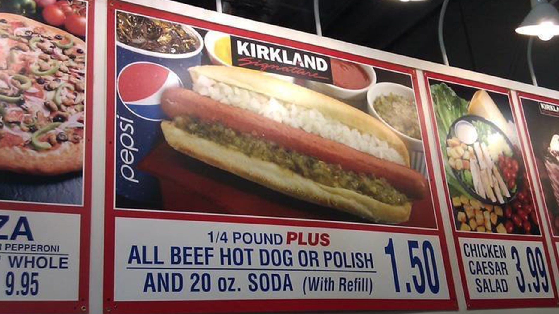 Costco sparks major backlash after removing Polish dog from