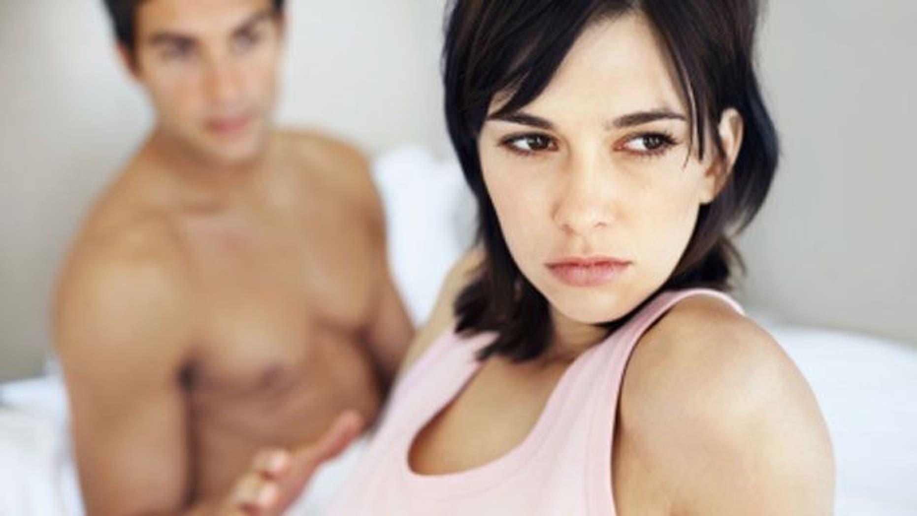 Sex 2 3 times per year abnormal