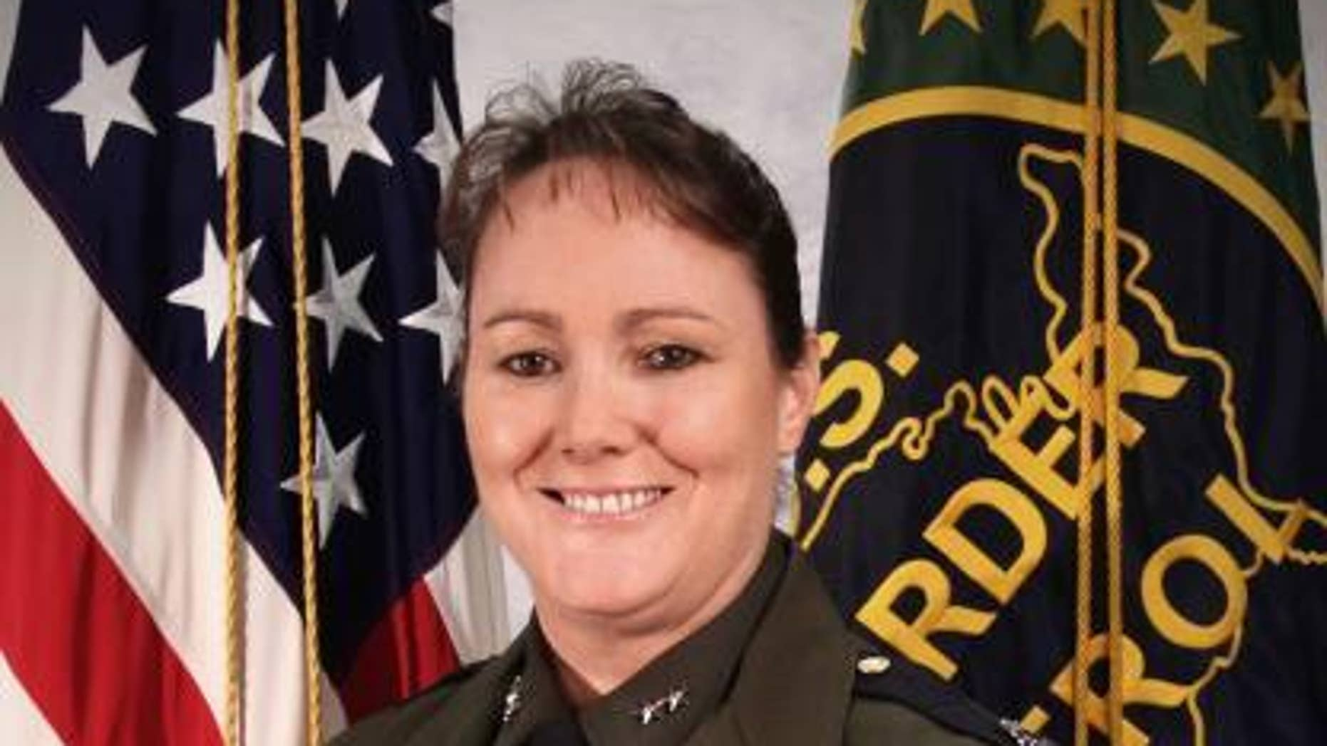 Border Patrol Chief Carla Provost has been with the agency for nearly 23 years.