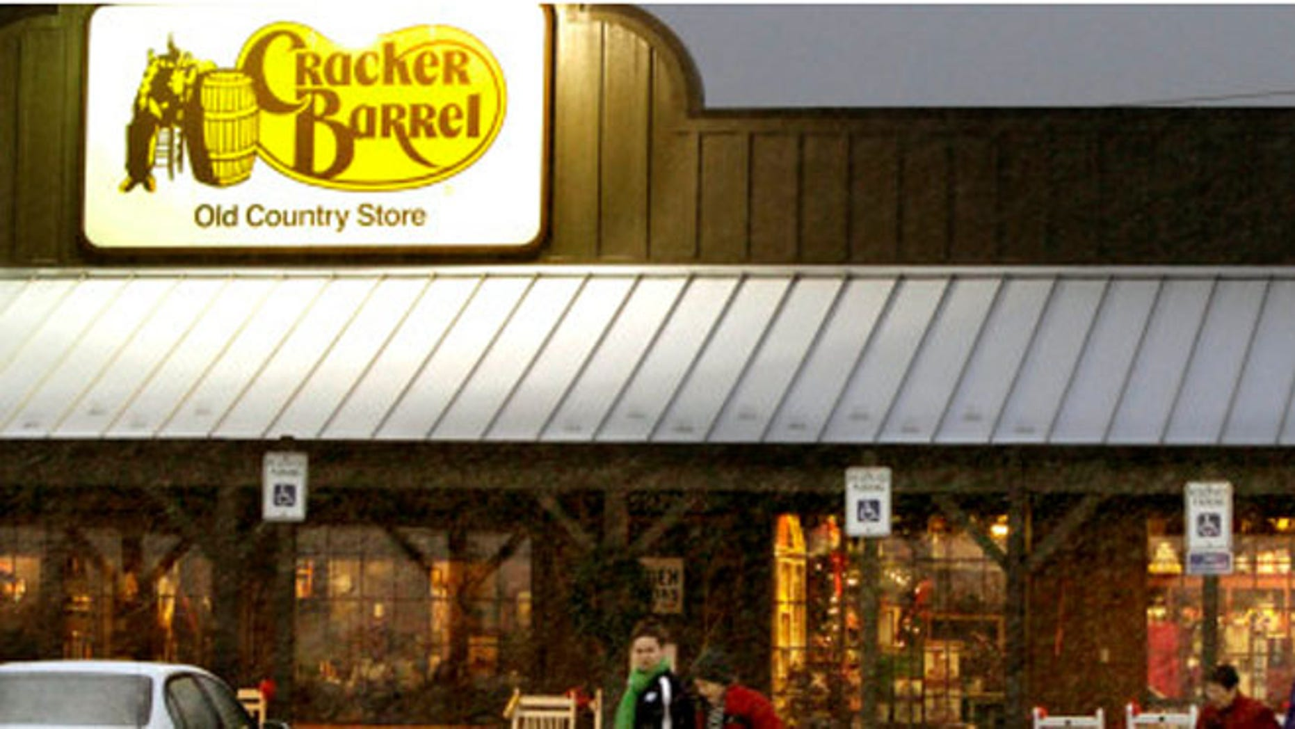 Cracker Barrel waitress Abigail Sailors was left with a tip of more than $6,000.